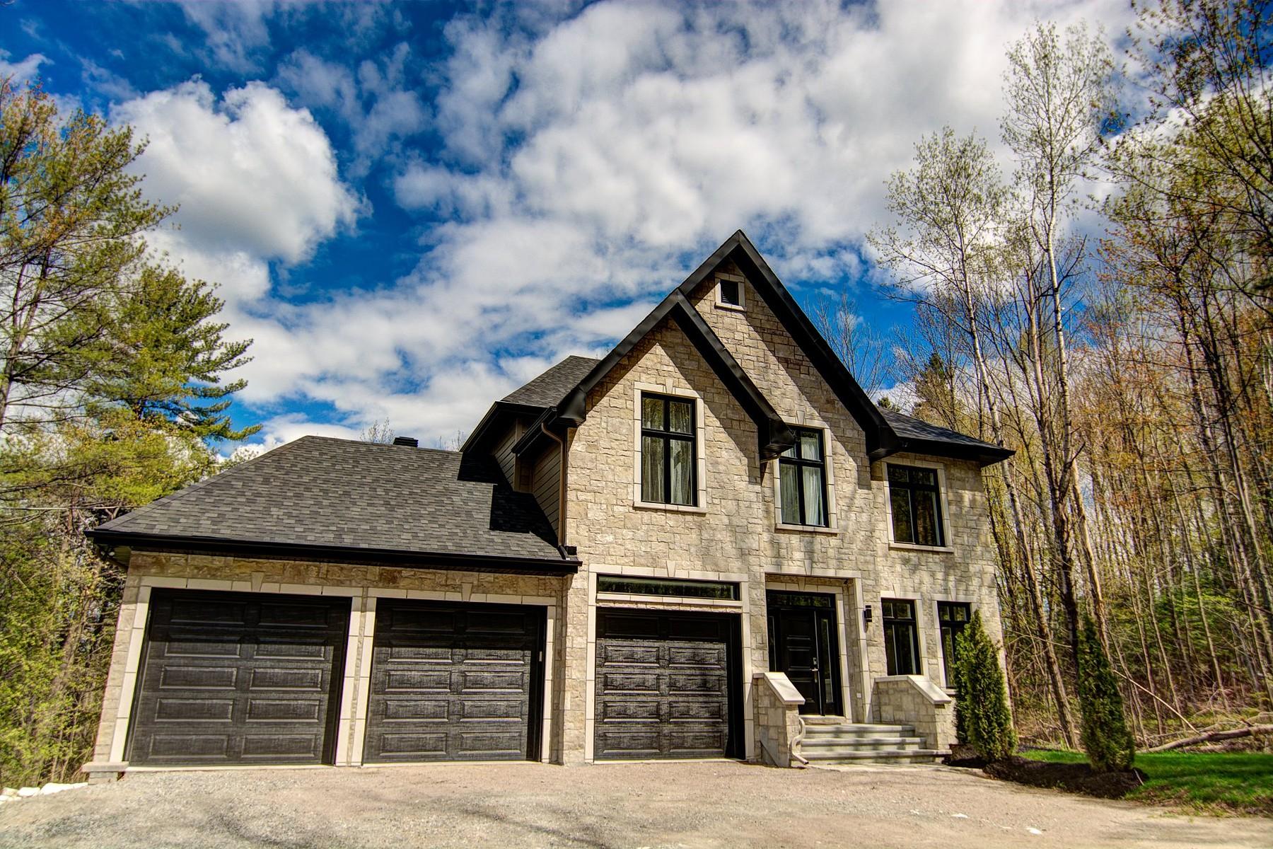 一戸建て のために 売買 アット Chelsea, Outaouais 41 Ch. St-Clément Chelsea, ケベック, J9B2L3 カナダ