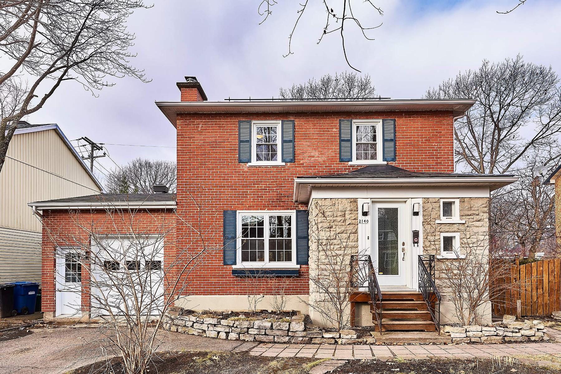 独户住宅 为 销售 在 Sillery Cottage familial 2140 Rue Bourbonnière 魁北克, 魁北克省, G1T1B1 加拿大