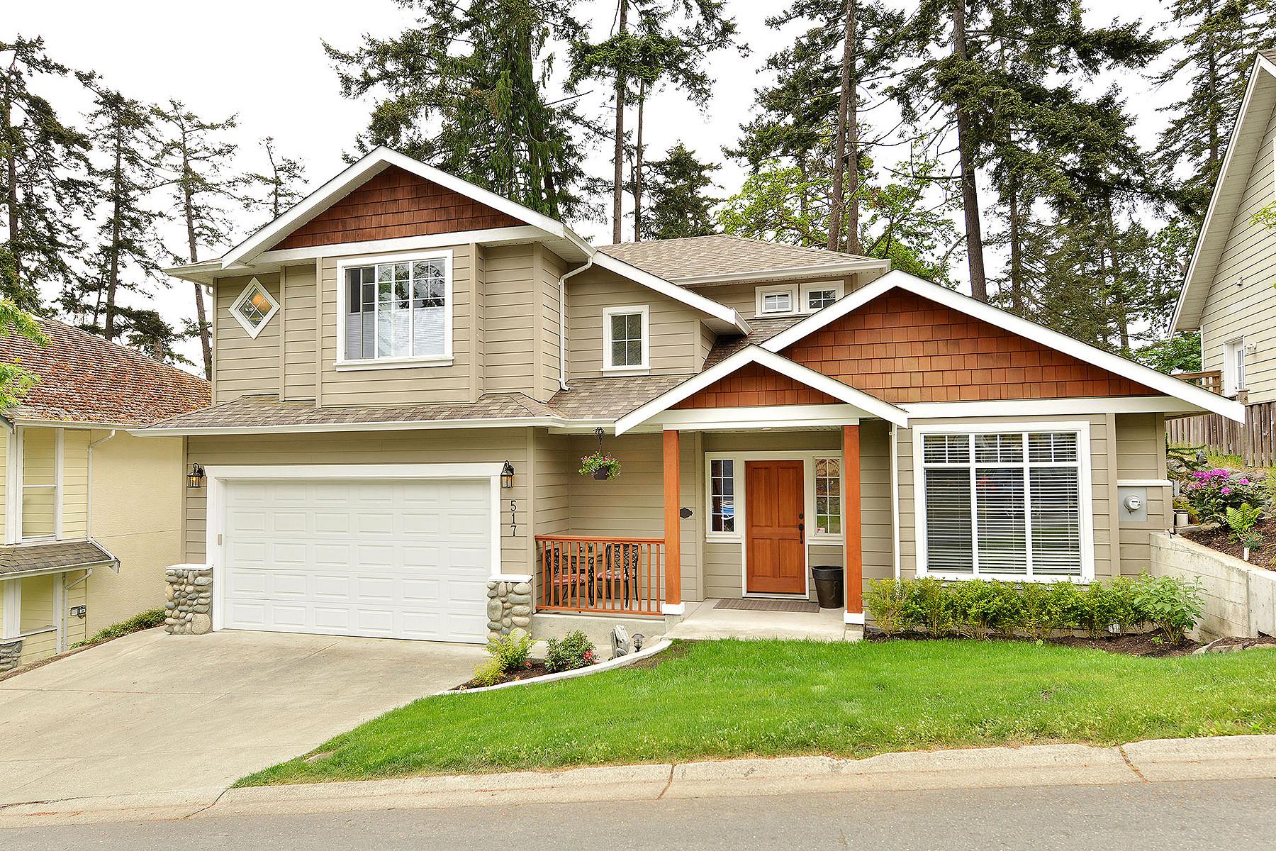 独户住宅 为 销售 在 Sparkling Family Home 517 Selwyn Oaks Place, Langford, BC 维多利亚, 不列颠哥伦比亚省, V9B 6K7 加拿大
