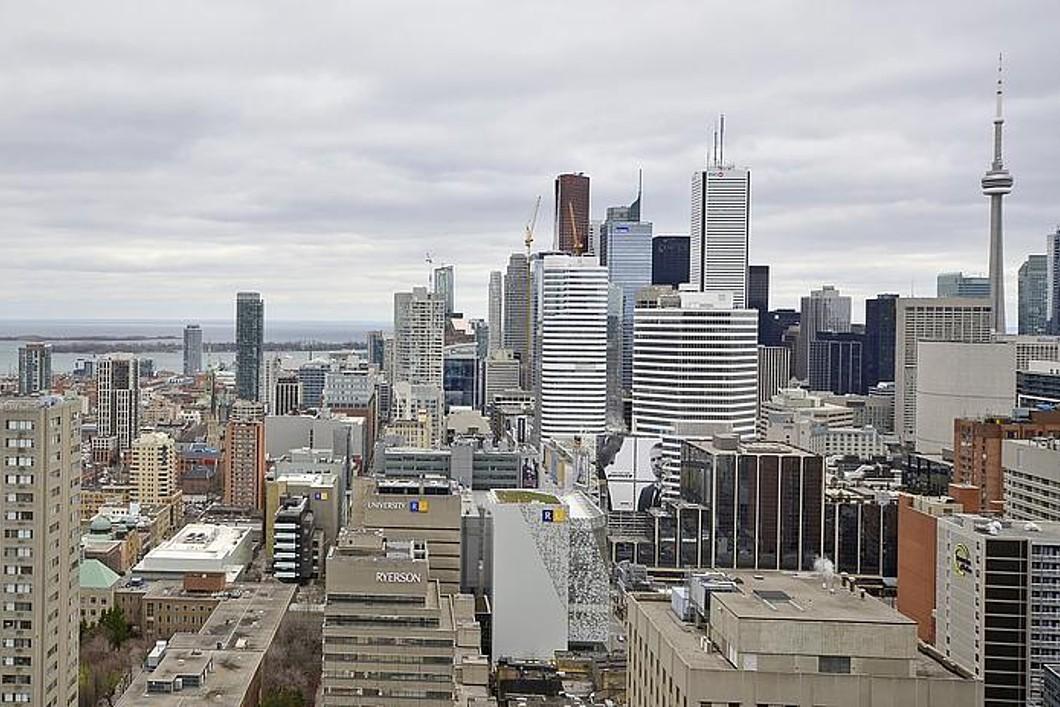Piso por un Venta en Million Dollar Views 21 Carlton St. 3705 Toronto, Ontario M5B1L3 Canadá