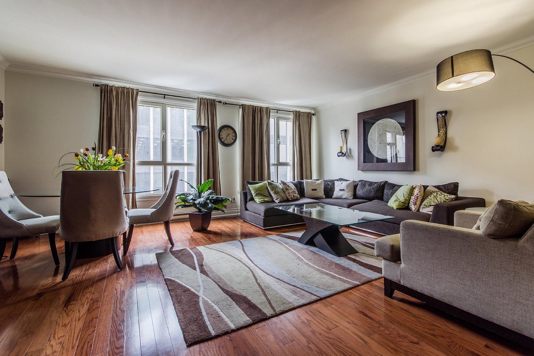 Nhà chung cư vì Bán tại Ville-Marie (Montréal), Montréal 1200 Boul. De Maisonneuve O., Apt. 14F Montreal, Quebec H3A0A1 Canada