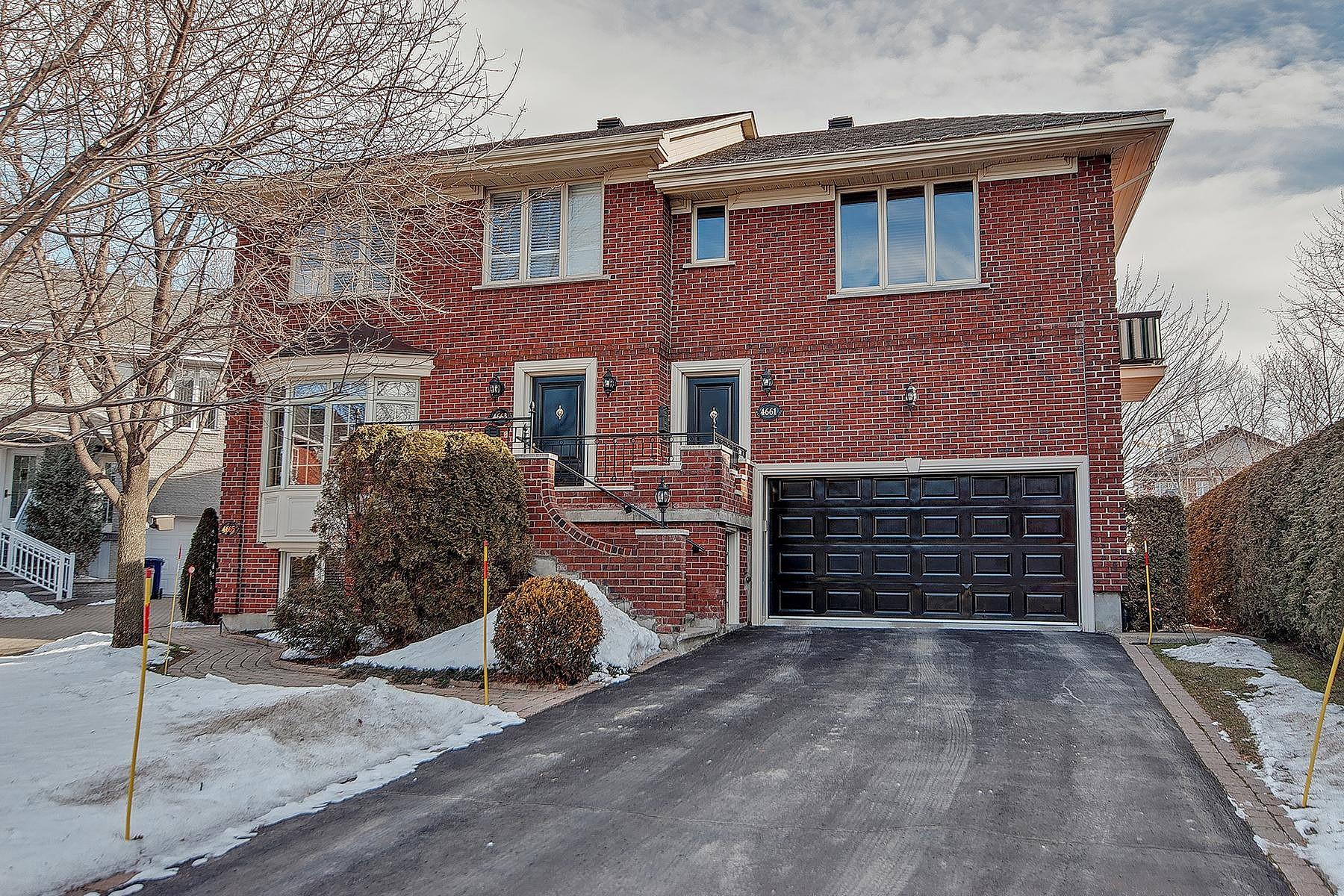 Casa para uma família para Venda às Chomedey (Laval), Laval 4661 Crois. des Îles Chomedey, Quebec, H7W5J2 Canadá