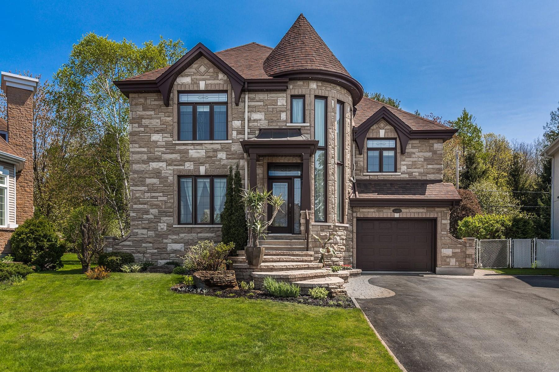 단독 가정 주택 용 매매 에 Terrebonne, Lanaudière 1505 Place de Tournai Terrebonne, 퀘벡주, J6X4K6 캐나다