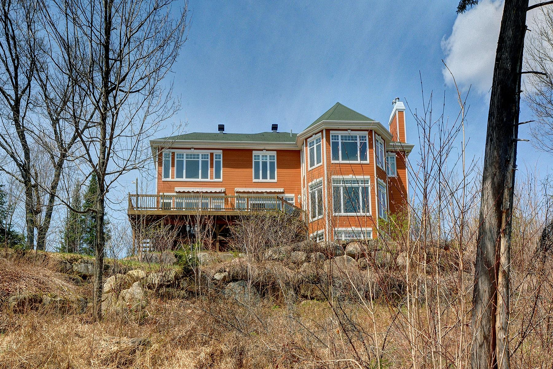 Tek Ailelik Ev için Satış at Saint-Donat, Lanaudière 4 Ch. Bouchard Saint-Donat, Quebec J0T2C0 Kanada