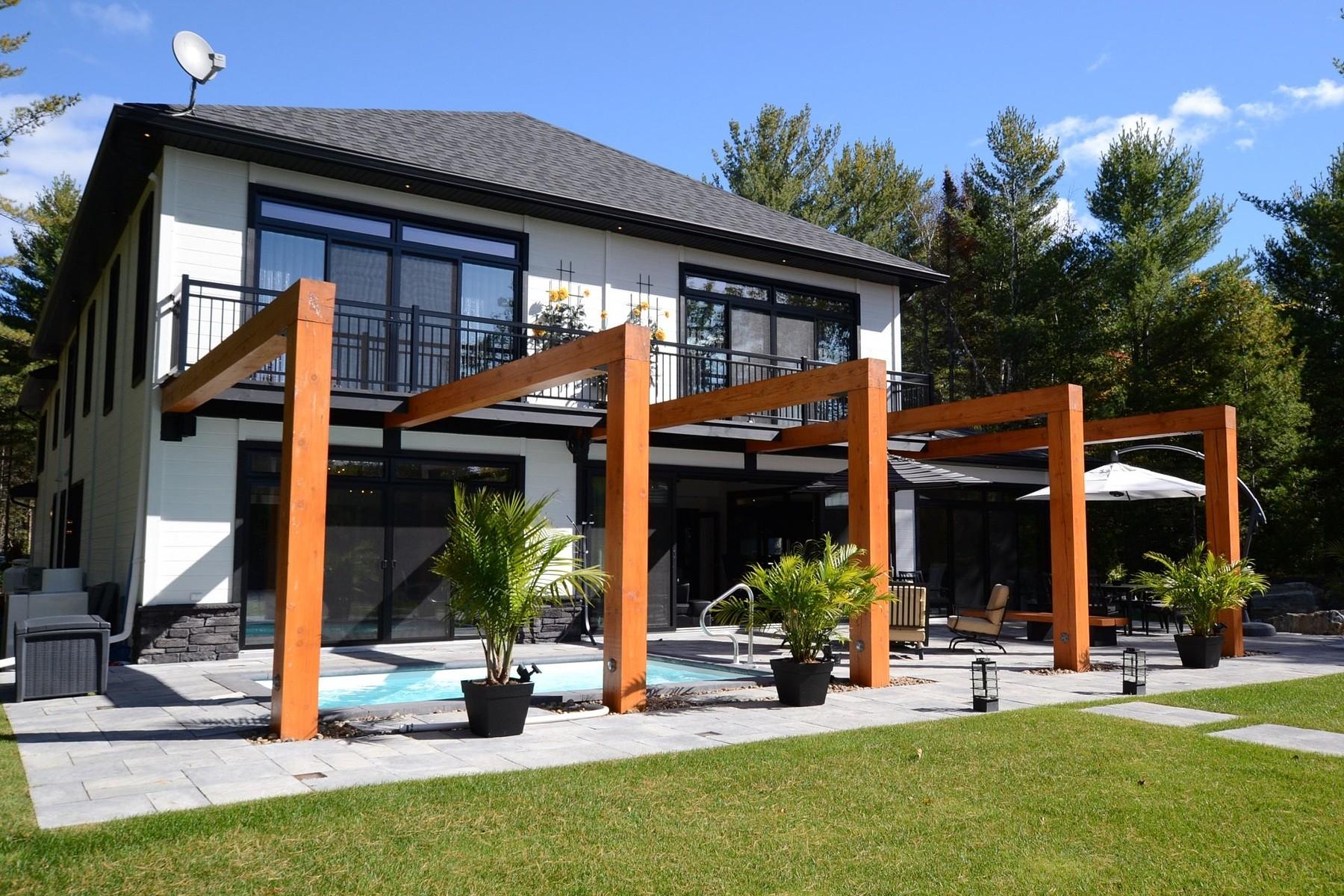 단독 가정 주택 용 매매 에 Rawdon, Lanaudière 6455 Boul. Pontbriand Rawdon, 퀘벡주, J0K1S0 캐나다