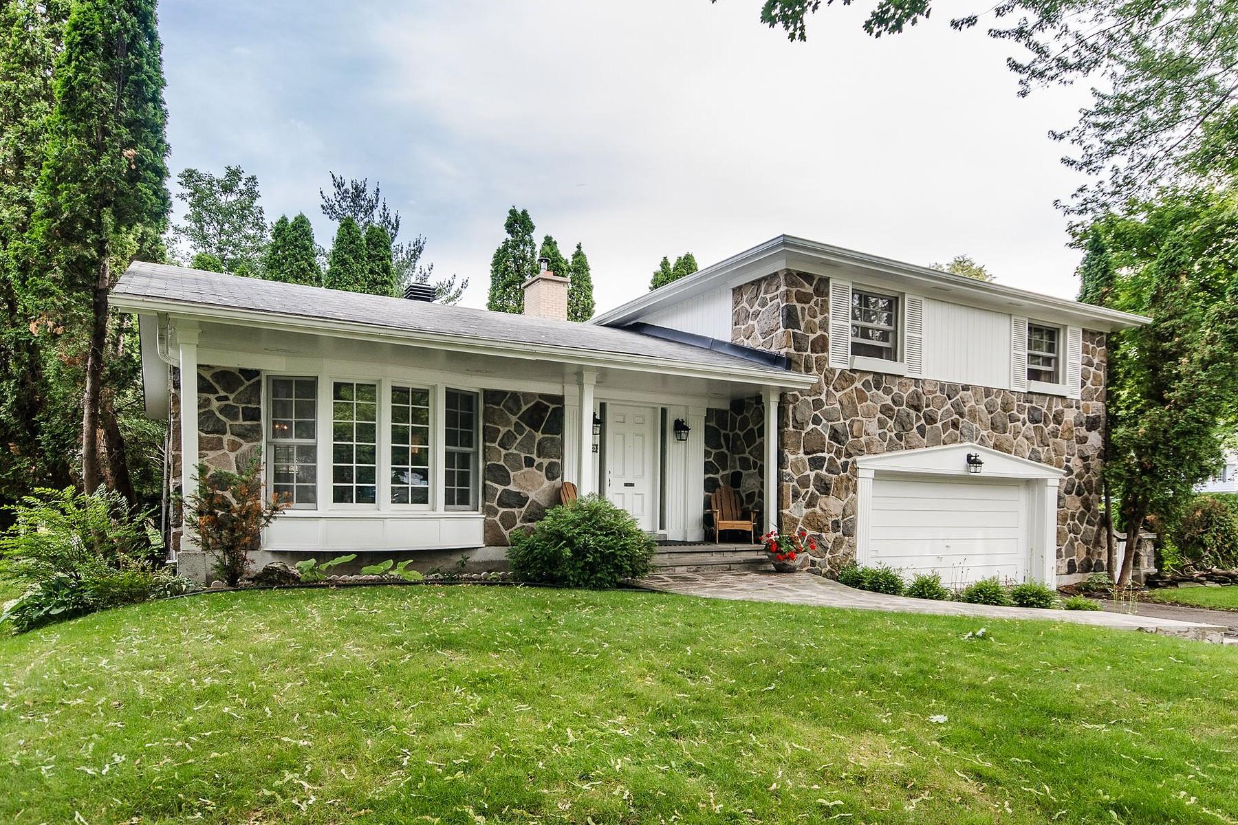 Villa per Vendita alle ore Saint-Lambert, Montérégie 740 Boul. Houde Saint-Lambert, Quebec J4R1L8 Canada