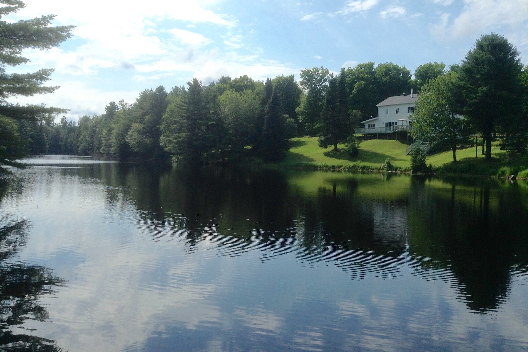 sales property at Mille-Isles, Laurentides