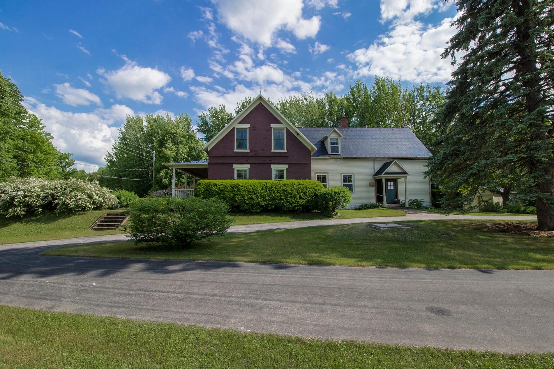 獨棟家庭住宅 為 出售 在 Havelock, Montérégie 399 Route 203 Havelock, 魁北克省, J0S2C0 加拿大