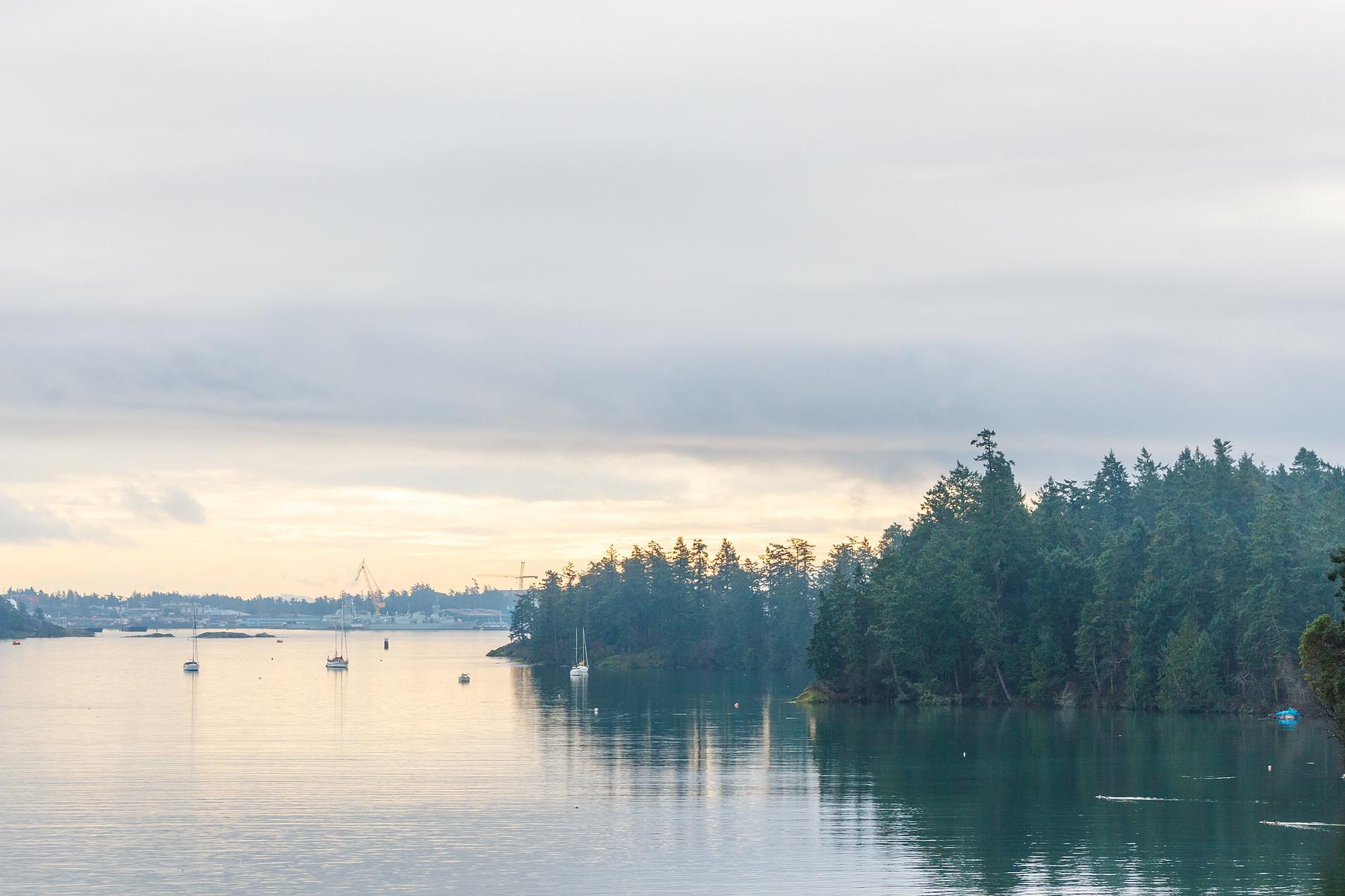 Nhà chung cư vì Bán tại Oceanfront Condo 311-485 Island Hwy Victoria, British Columbia V9B-5H7 Canada