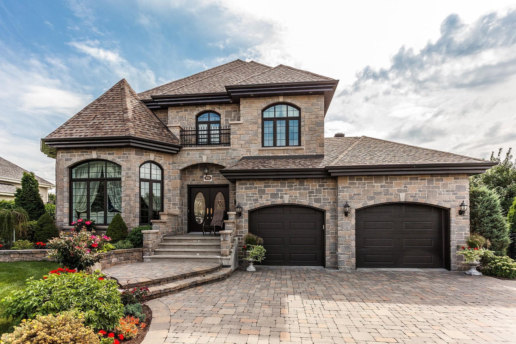 獨棟家庭住宅 為 出售 在 Otterburn Park, Montérégie 286 Rue des Oeillets Otterburn Park, 魁北克省, J3H6H4 加拿大