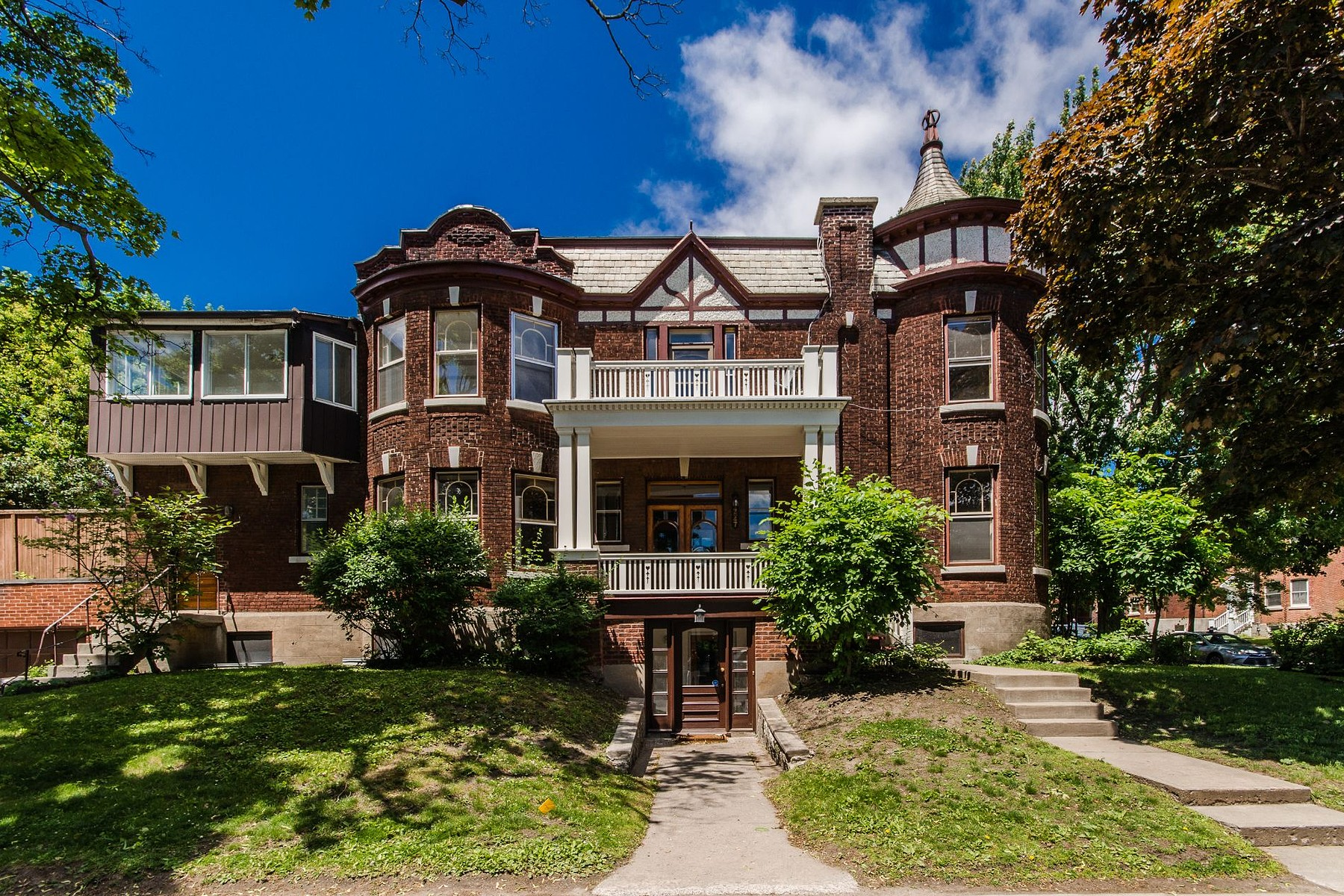 sales property at Elegantly Victorian residence