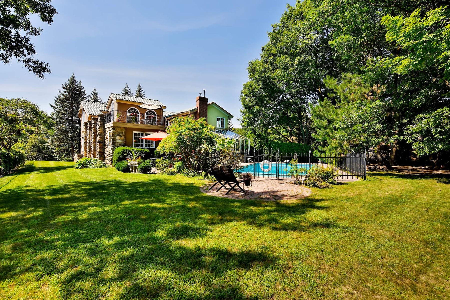 獨棟家庭住宅 為 出售 在 Saint-Bruno-de-Montarville, Montérégie 901 Ch. des Hirondelles Saint Bruno De Montarville, 魁北克省, J3V6E4 加拿大