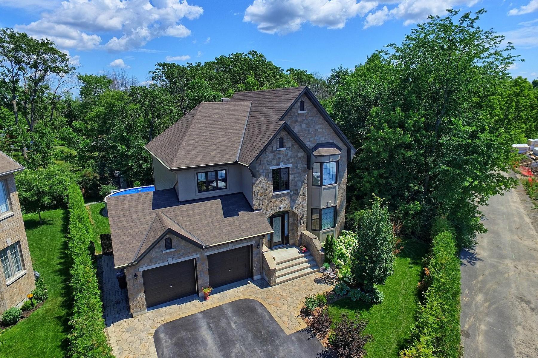 Casa para uma família para Venda às Aylmer, Outaouais 28 Rue Arthur-Graveline Aylmer, Quebec, J9J0X8 Canadá