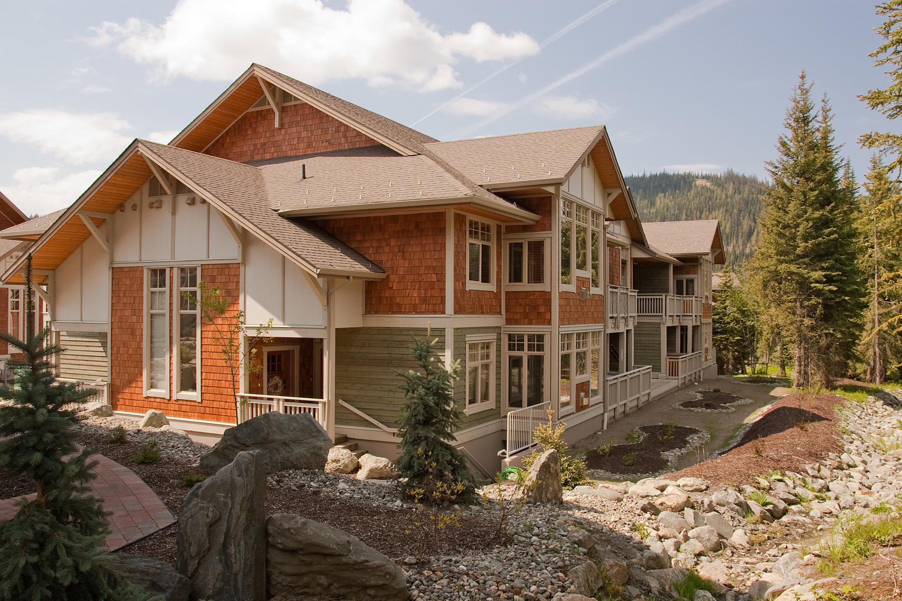 Condominium for Sale at Overlooking the 16th Fairway Sun Peaks, British Columbia V0E 5N0 Canada