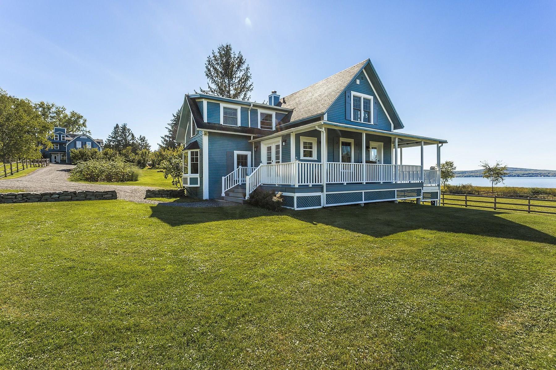 Vivienda unifamiliar por un Venta en Lac-Brome, Montérégie 353 Ch. Lakeside Lac-Brome, Quebec J0E1V0 Canadá