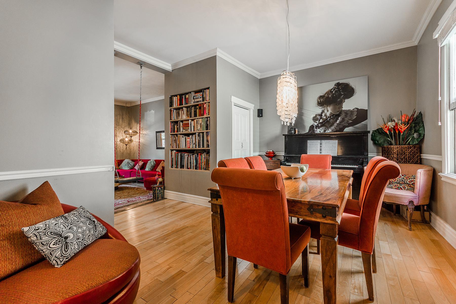 Single Family Home for Sale at Le Plateau-Mont-Royal, Montréal 4805 Rue de la Roche Le Plateau Mont Royal, Quebec H2J3J8 Canada