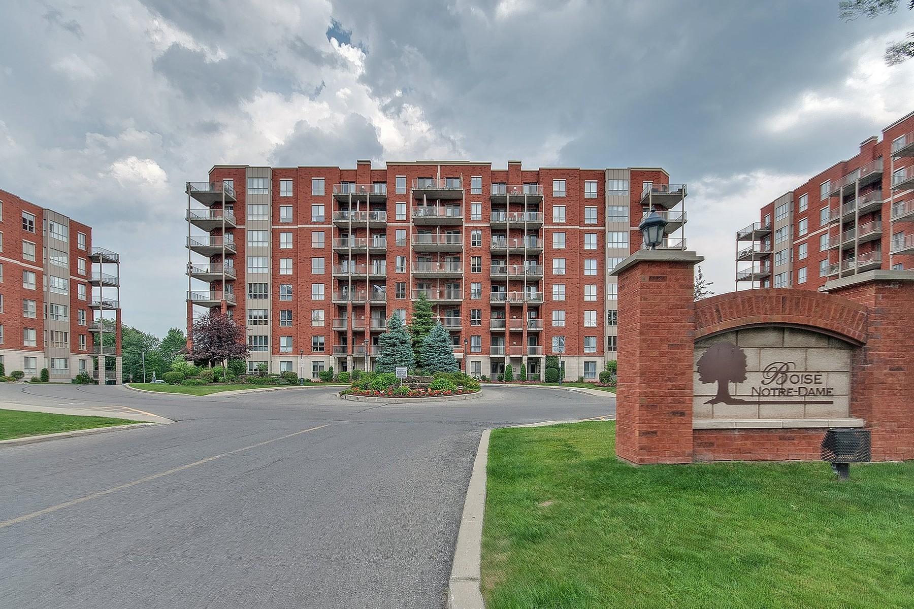 Maison unifamiliale pour l Vente à Chomedey, Laval 3050 Boul. Notre-Dame, Apt. 701 Chomedey, Québec, H7V4B9 Canada