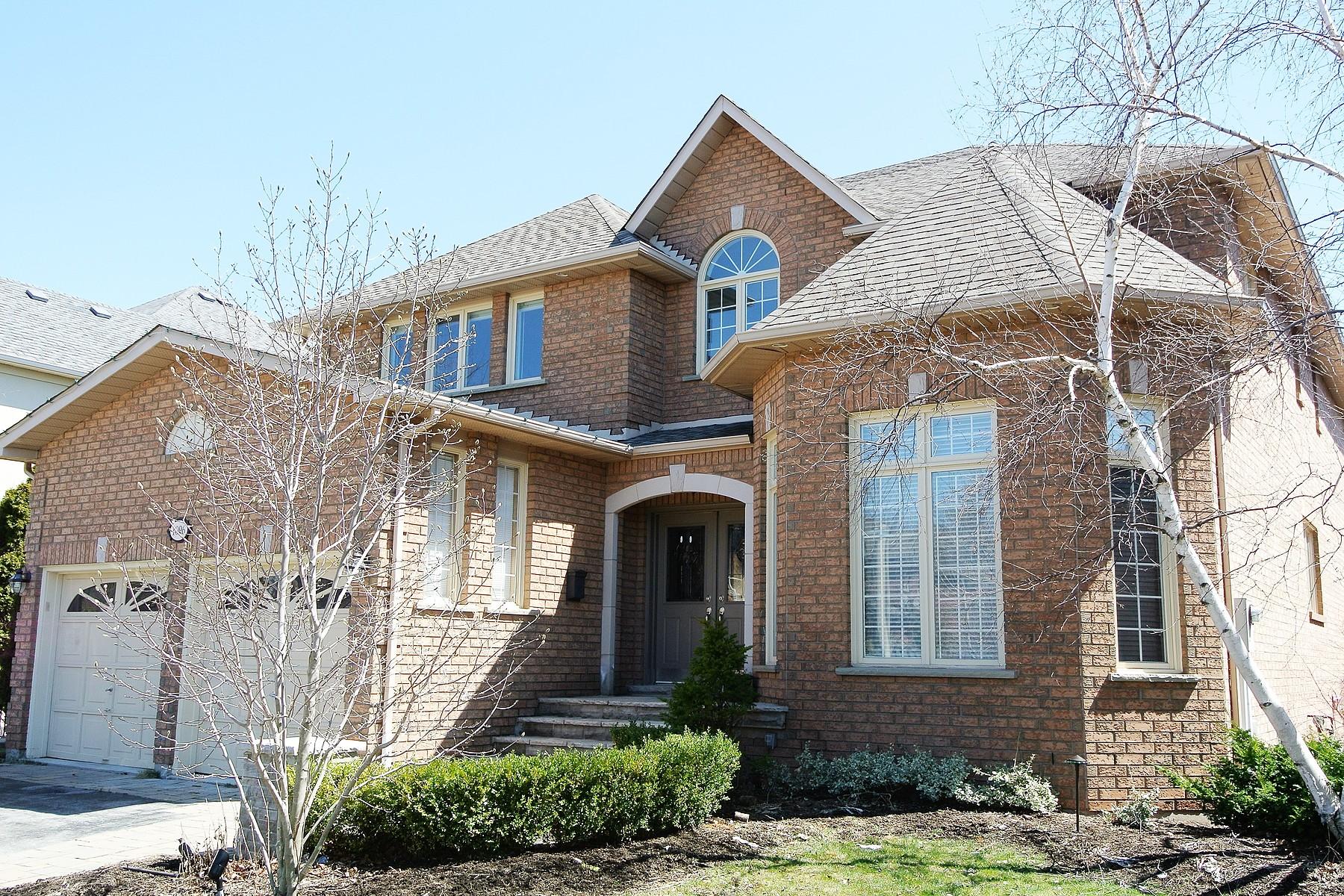 Casa Unifamiliar por un Venta en West Oak Trails - Oakville 1096 Sheltered Oak Crt Oakville, Ontario, L6M3M6 Canadá