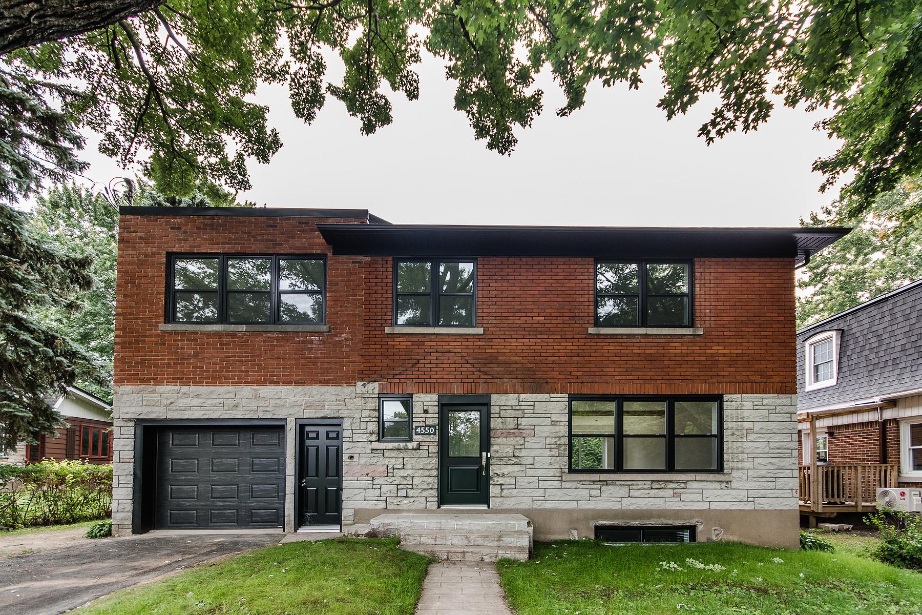 Diğer Meskun Mahal için Satış at Côte-des-Neiges / Notre-Dame-de-Grâce (Montréal), Montréal 4550 Av. Westmore Montreal, Quebec H4B1Z9 Kanada