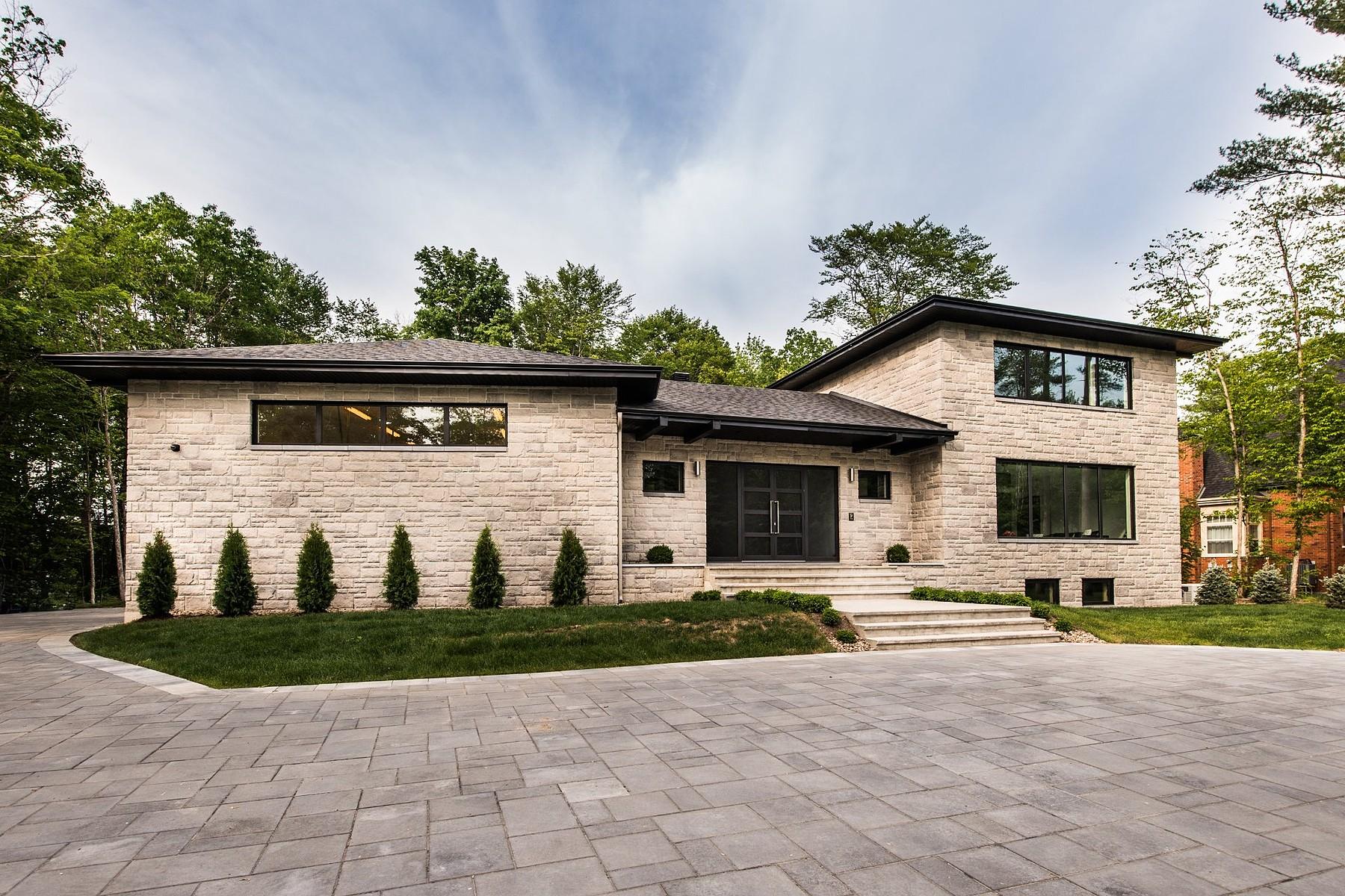 獨棟家庭住宅 為 出售 在 Hudson, Montérégie 71 Rue Mayfair Hudson, 魁北克省, J0P1H0 加拿大