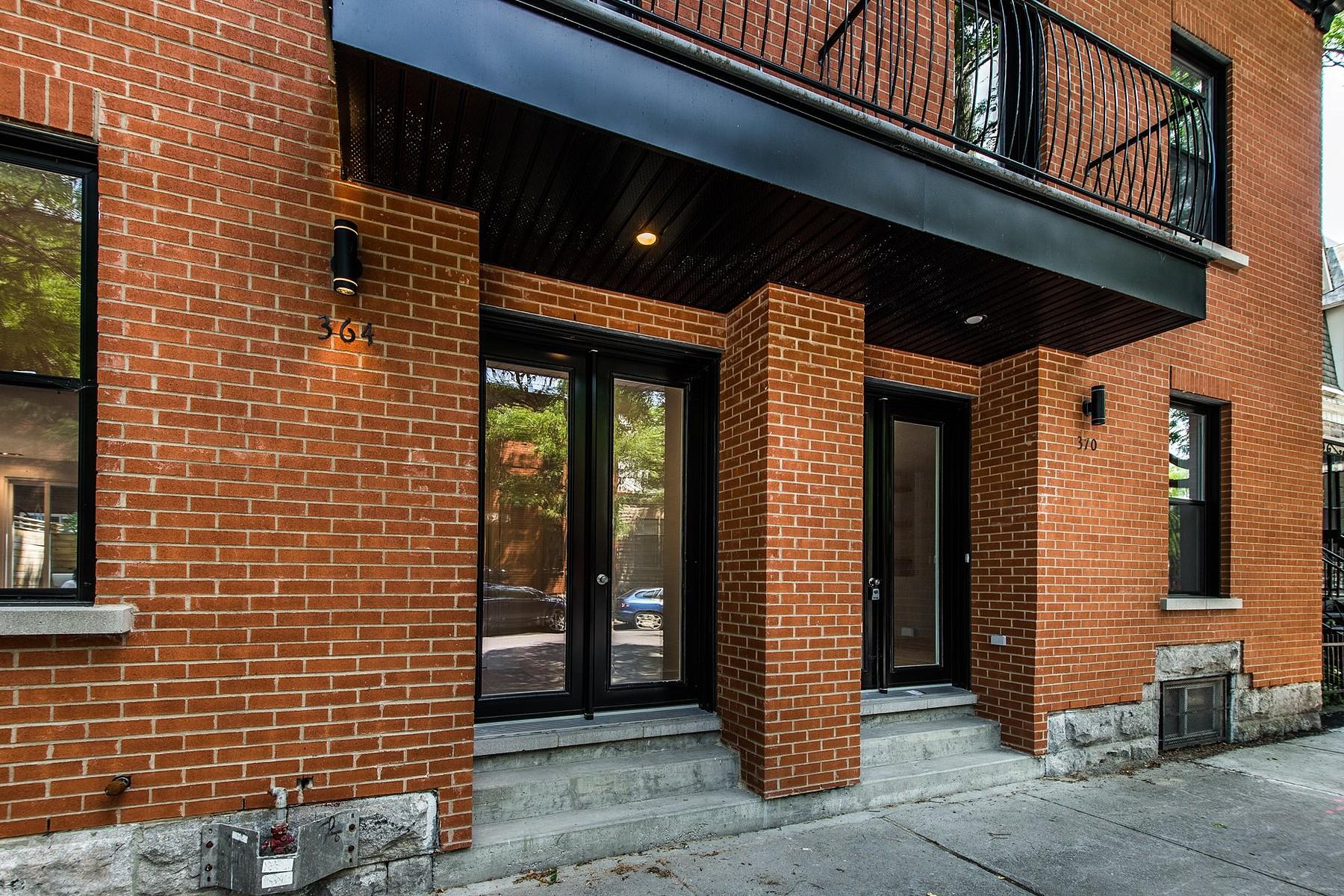 その他の住居 のために 売買 アット Le Sud-Ouest (Montréal), Montréal 364 Rue Bourgeoys Montreal, ケベック H3K2M1 カナダ