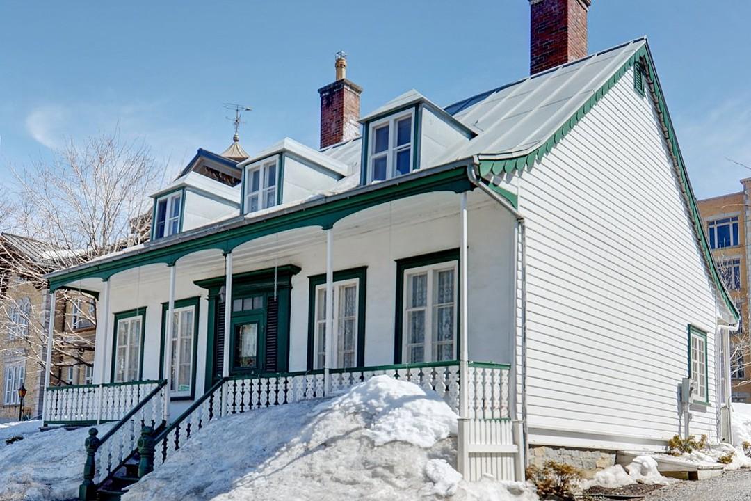 Maison unifamiliale pour l Vente à La Cité, Capitale-Nationale 115 Grande Allée O. Quebec, Québec, G1R2H1 Canada