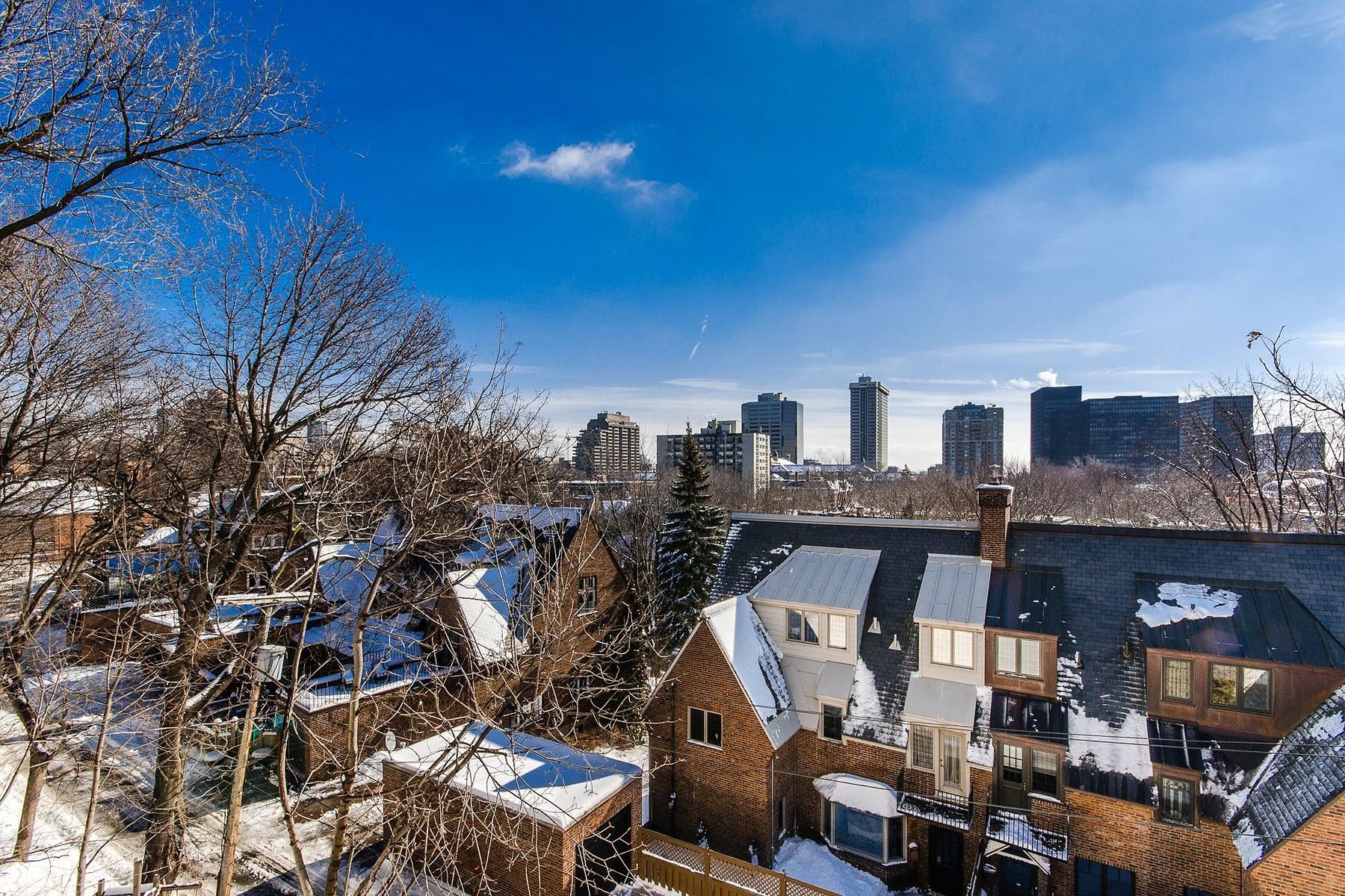 Einfamilienhaus für Verkauf beim Westmount, Montréal 52 Ch. de Lavigne Westmount, Quebec, H3Y2K2 Kanada