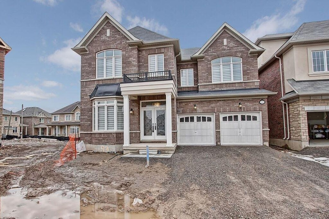 sales property at Stunning Brand New Home