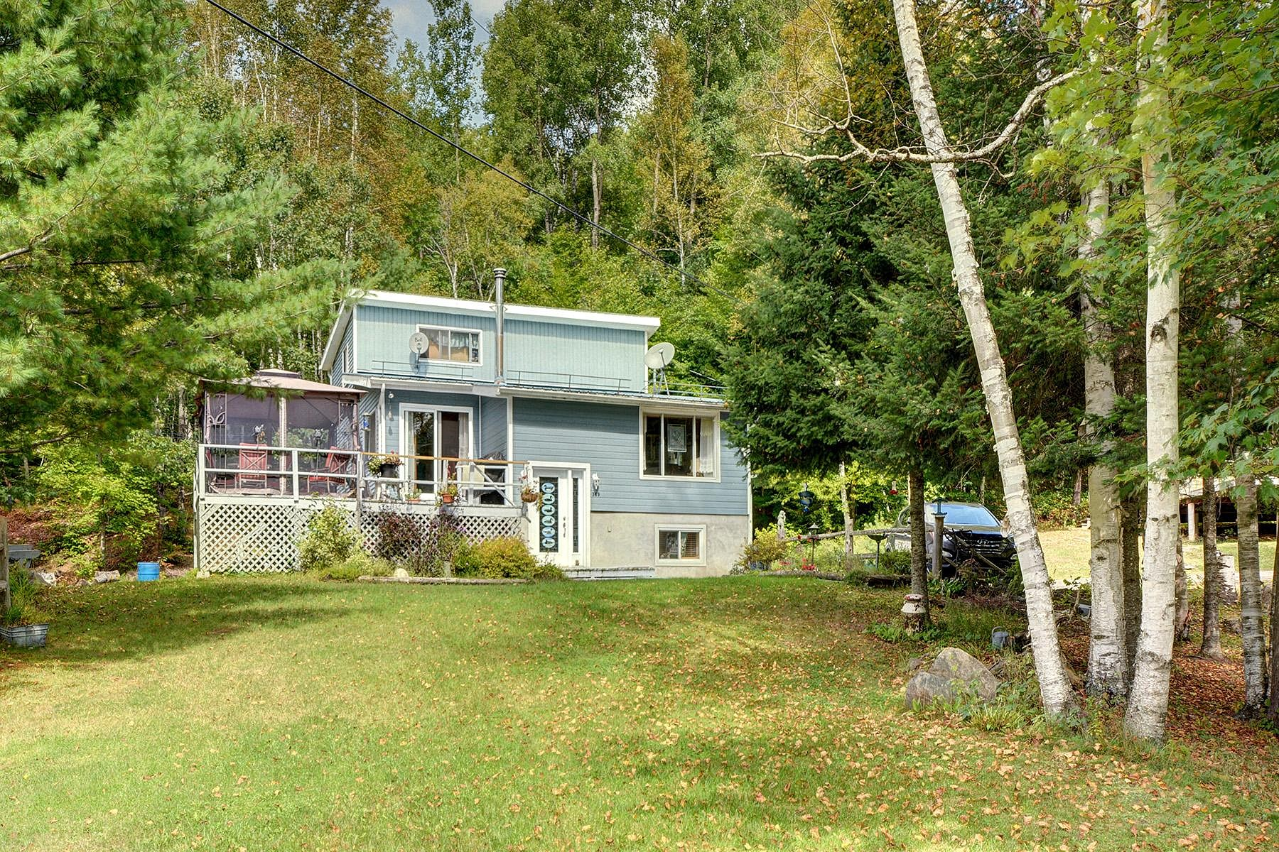 sales property at Harrington, Laurentides