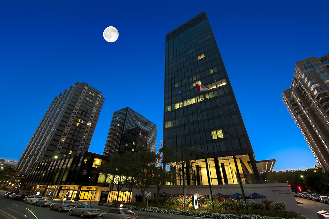 sales property at Westmount Square