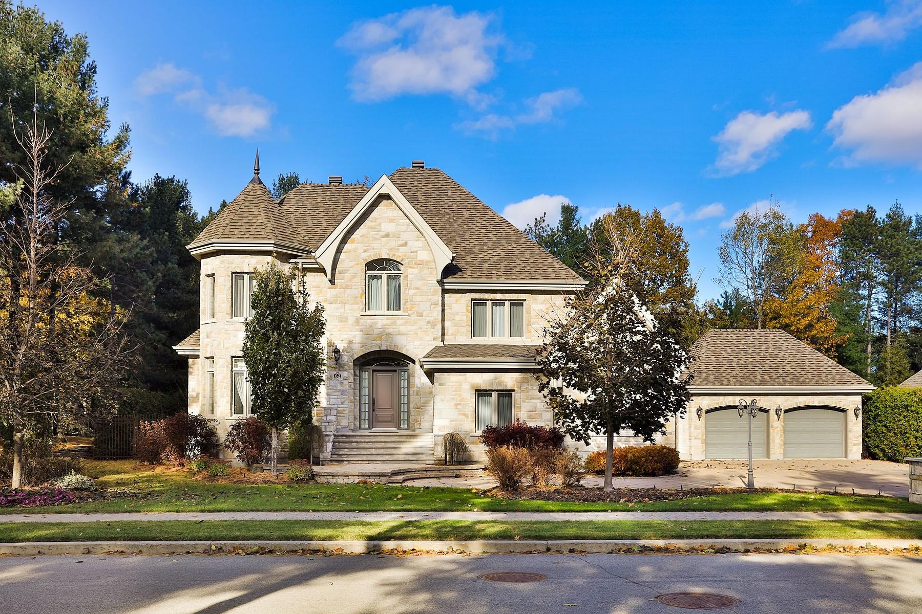 단독 가정 주택 용 매매 에 Terrebonne (Terrebonne), Lanaudière 62 Rue du Sanctuaire Terrebonne, 퀘벡주, J6Y1Z6 캐나다