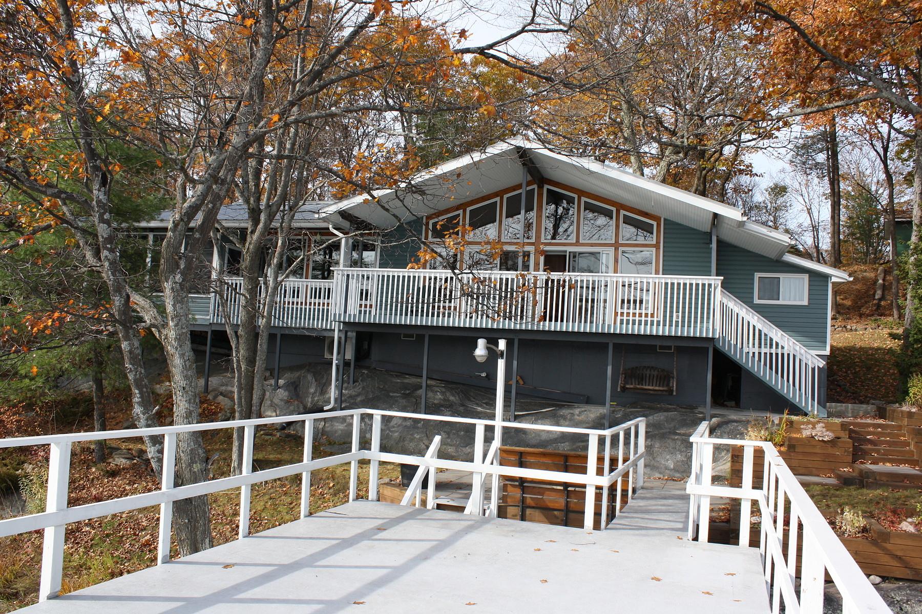 Property For Sale at Kapikog Lake Muskoka