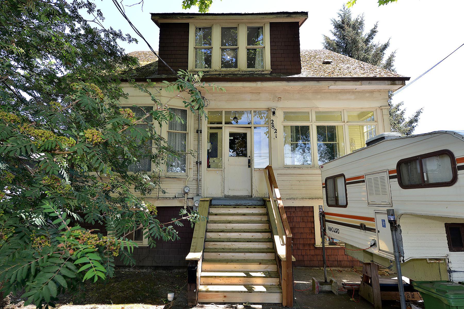 Tek Ailelik Ev için Satış at New Price 2821 Shelbourne Street Victoria, British Columbia V8R 4M5 Kanada