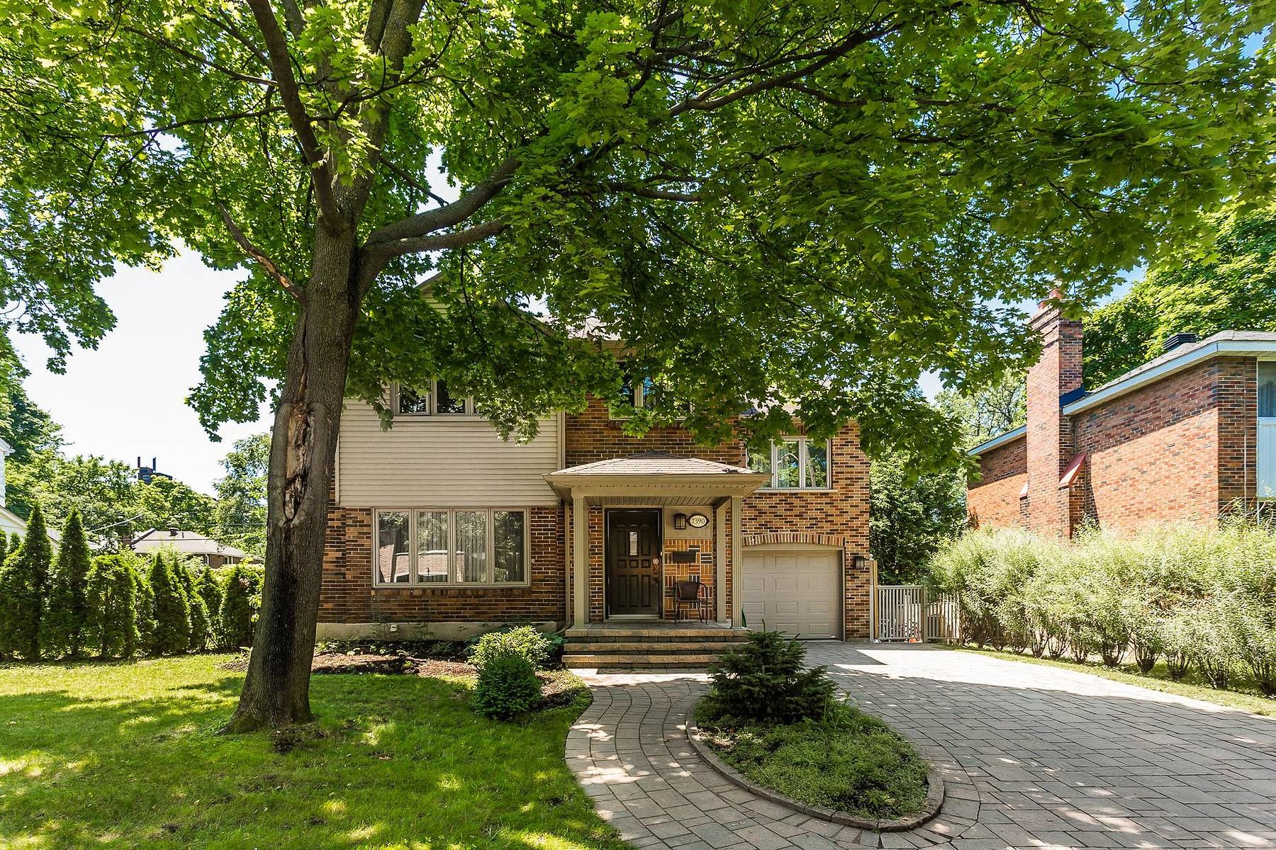 Single Family Home for Sale at Côte-des-Neiges Notre-Dame-de-Grâce, Montréal 7390 Rue Mount Cote Des Neiges Notre Dame De Grace, H3R3A7 Canada