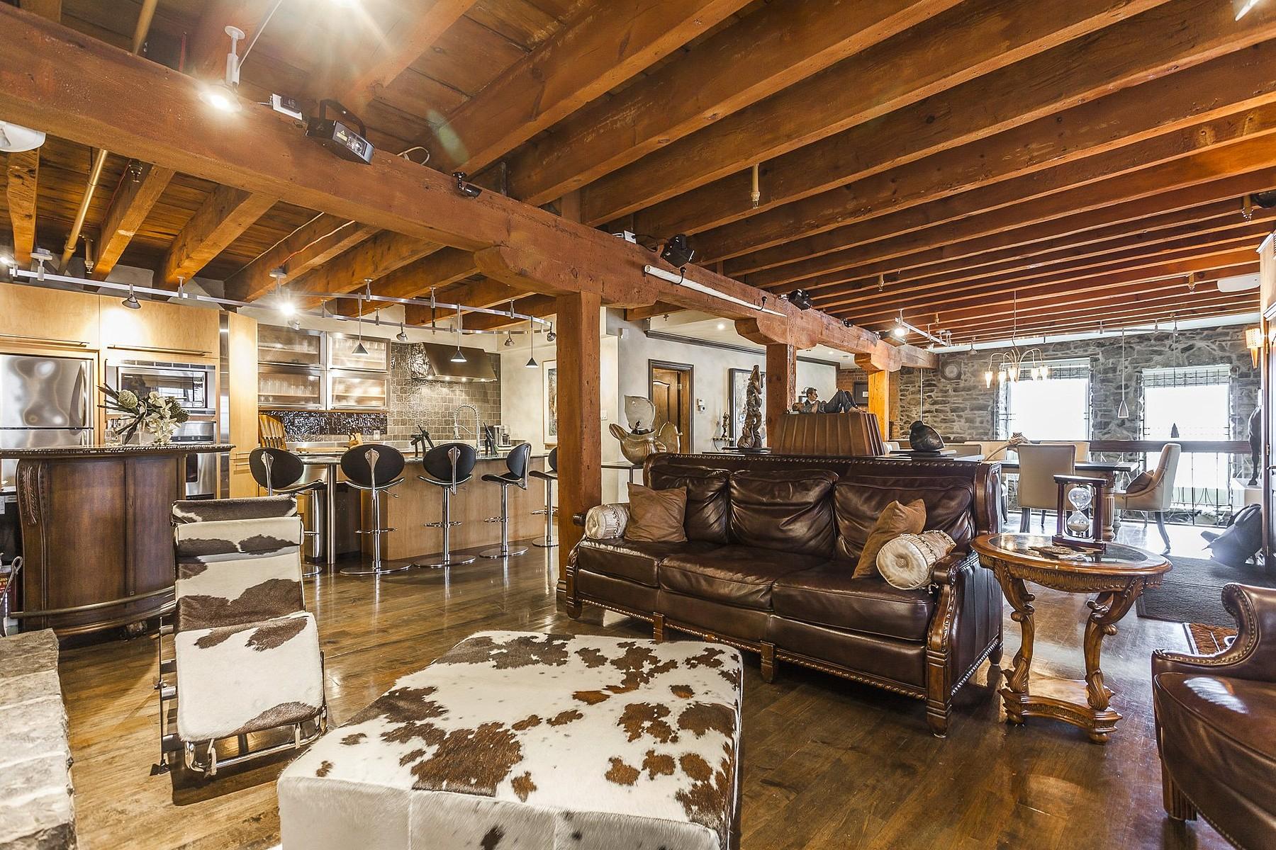 sales property at Ville-Marie, Montréal