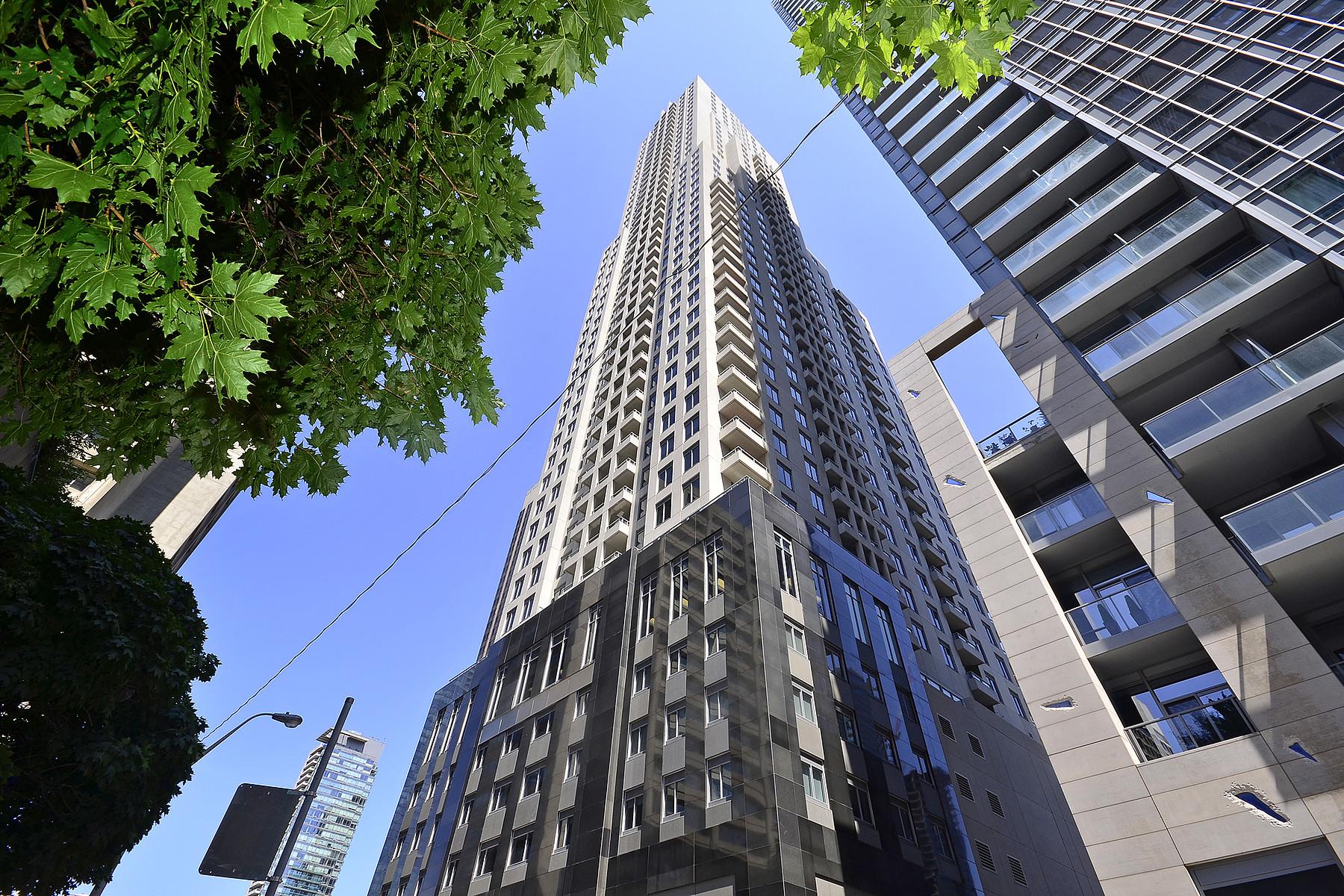 共管式独立产权公寓 为 销售 在 Yorkville 35 Balmuto Street 多伦多, 安大略省, M4Y0A3 加拿大