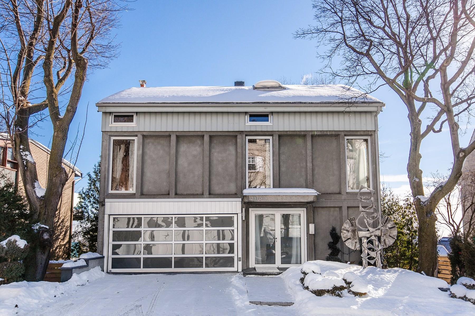 獨棟家庭住宅 為 出售 在 Ville-Marie (Montréal), Montréal 3170 Place de Ramezay Montreal, 魁北克省 H3Y2B5 加拿大