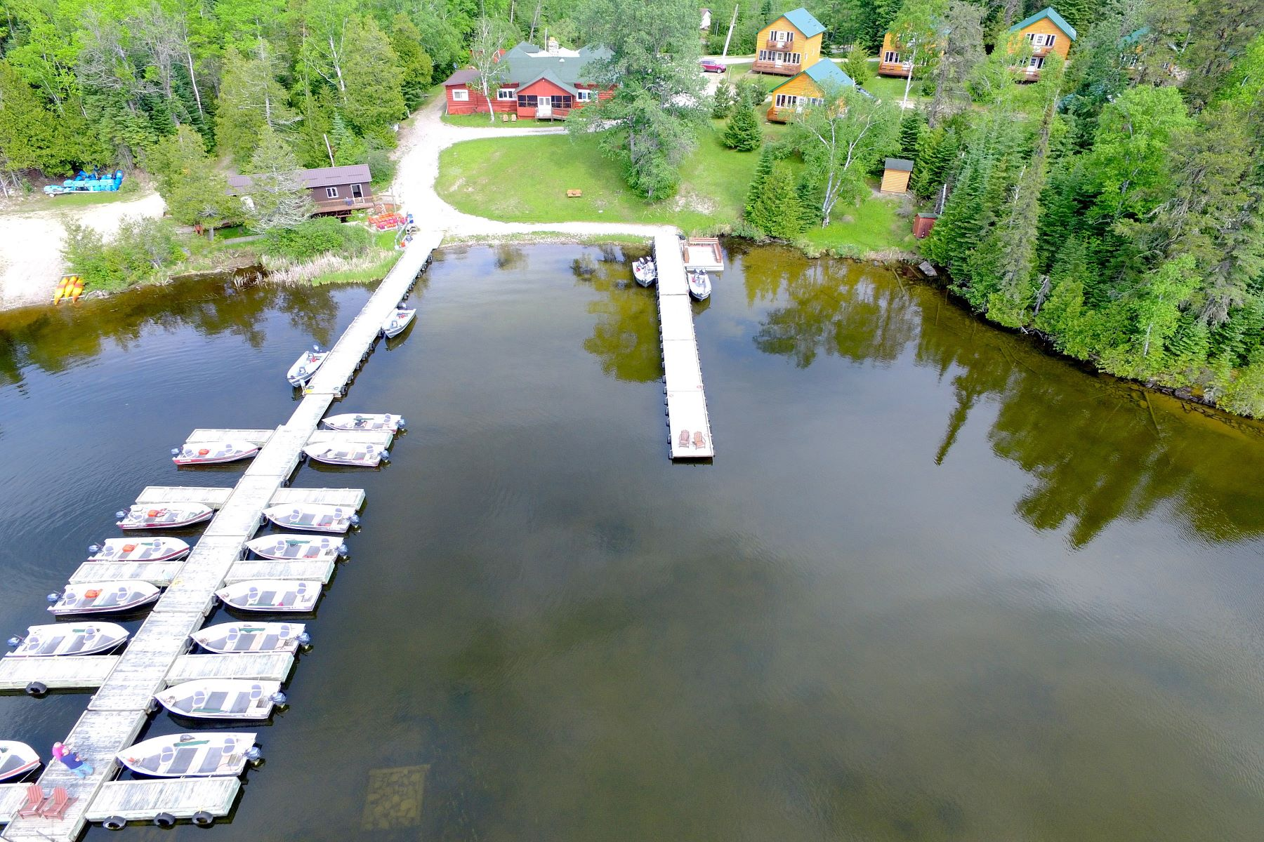 Single Family Home for Sale at Ultimate Private Retreat 343 Fireside Lodge Road Sioux Lookout, Ontario, P8T 1A3 Canada