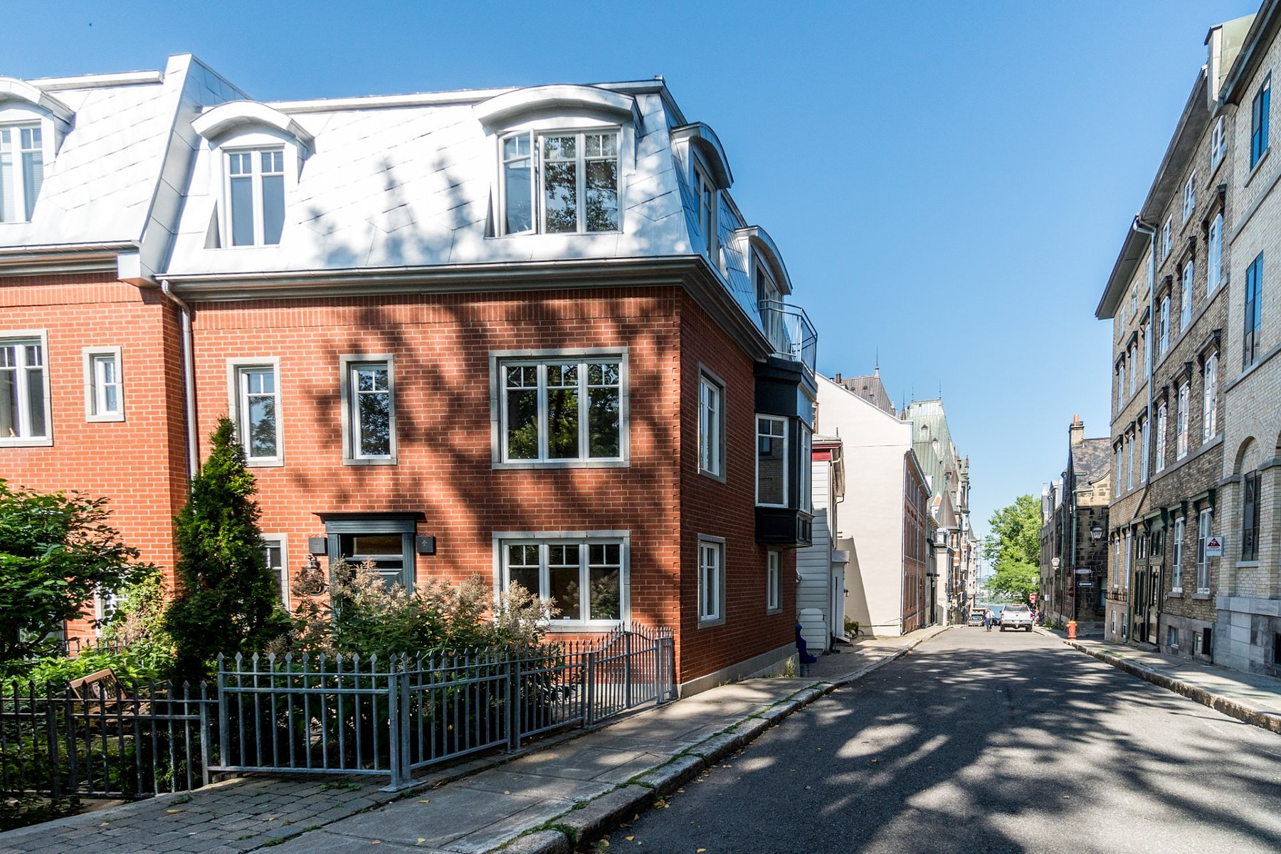 townhouses for Sale at Old Quebec Townhouse 30 Rue Mont-Carmel Quebec, Quebec G1R4A4 Canada