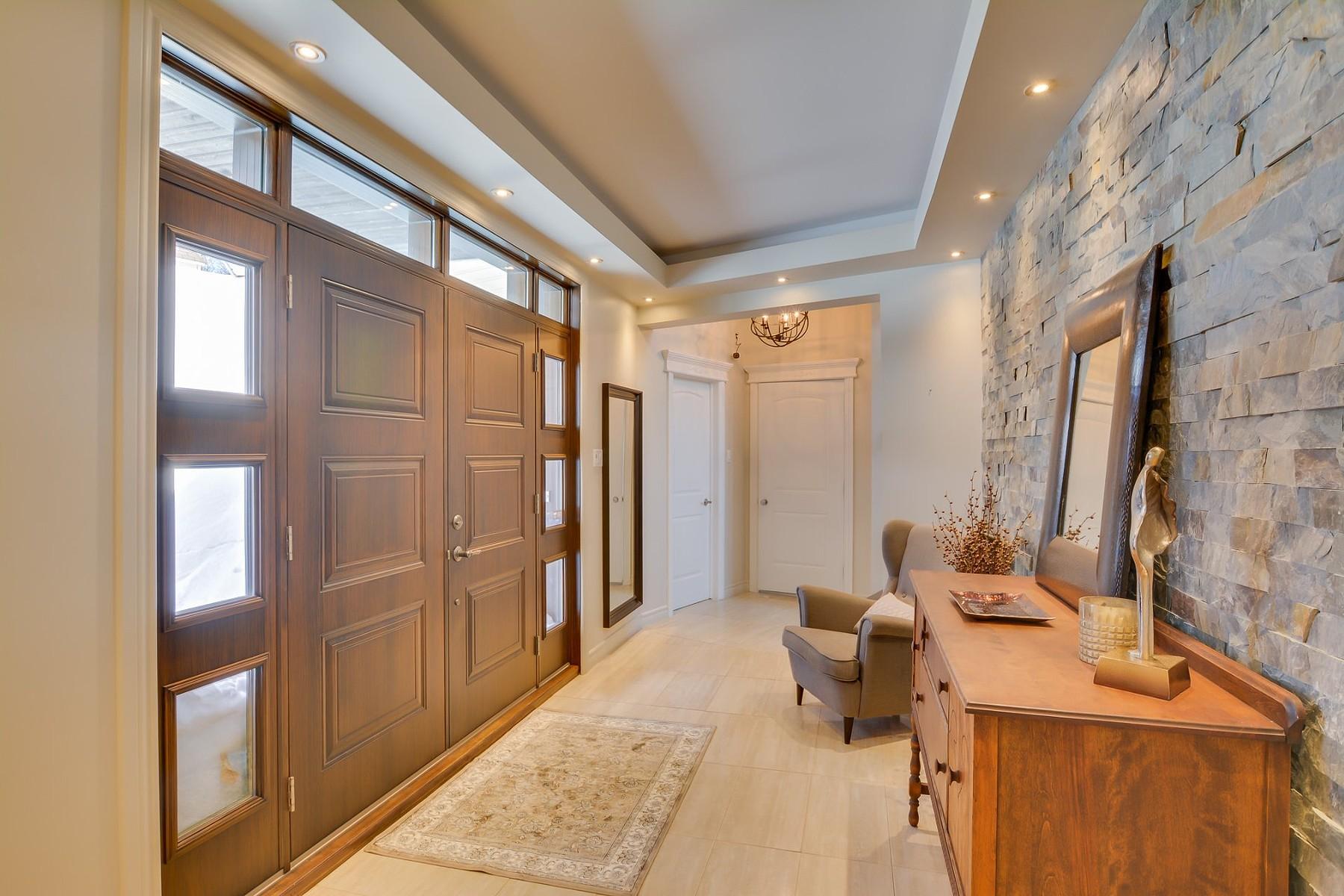 Single Family Homes for Sale at Saint-Hippolyte, Laurentides 35 Rue Champêtre Saint-Hippolyte, Quebec J8A3P9 Canada