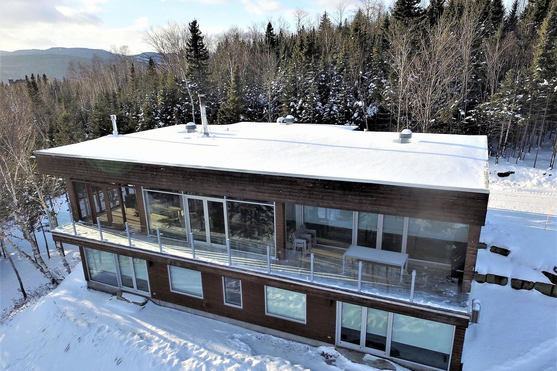 Single Family Homes for Sale at Petite-Rivière-Saint-François, Capitale-Nationale 46 Ch. du Versant Petite-Riviere-Saint-Francois, Quebec G0A2L0 Canada
