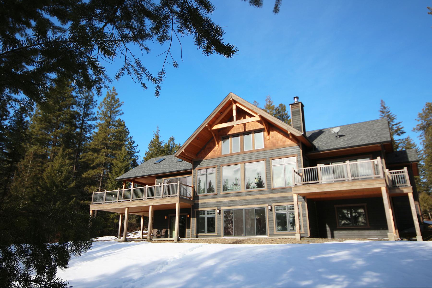 단독 가정 주택 용 매매 에 Secluded and Peaceful Property 1115 Sinclair Road, Creston, 브리티시 컬럼비아주, V0B 1G2 캐나다