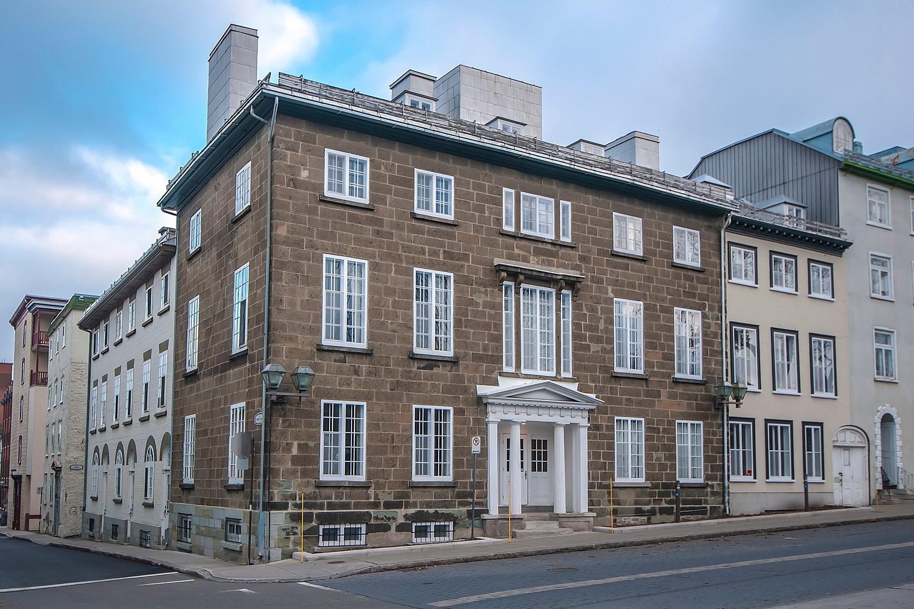 共管式独立产权公寓 为 销售 在 La Cité, Capitale-Nationale 43 Rue D'Auteuil, Apt. 201, 魁北克, 魁北克省, G1R4C2 加拿大
