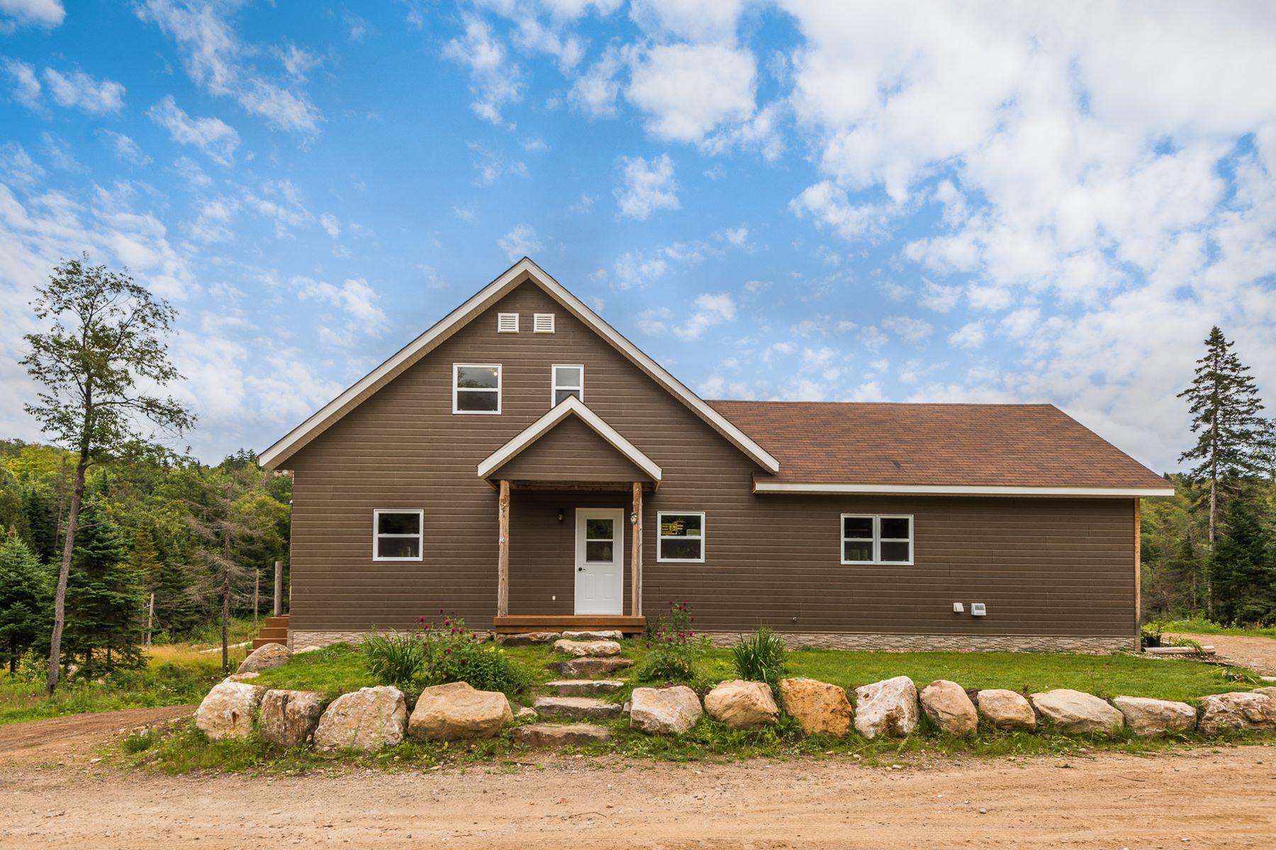 Maison unifamiliale pour l Vente à Sereval possibilities 2647 Route 327 Harrington, Québec J8G2T1 Canada