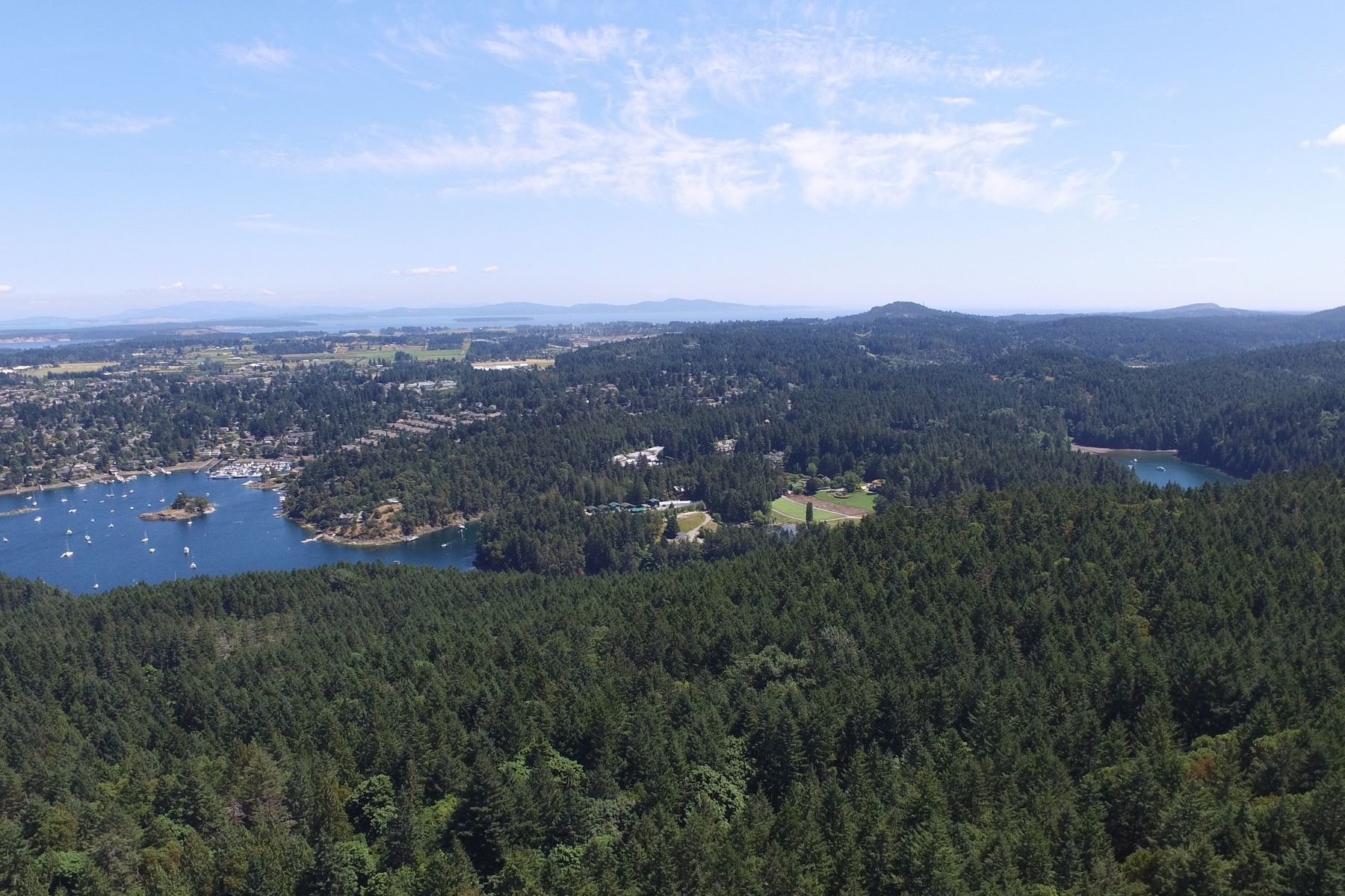 أراضي للـ Sale في Spectacular Ocean Views Lot 5 Willis Point Road, Victoria, British Columbia, V9E 2A2 Canada