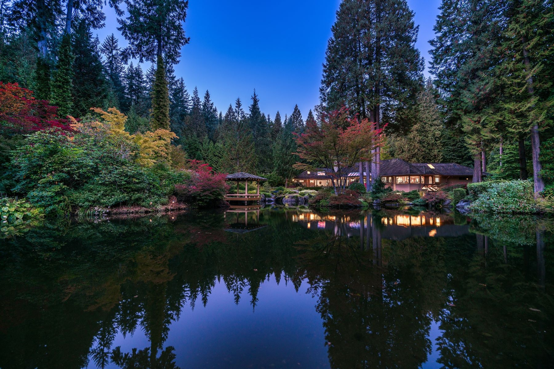 Additional photo for property listing at Iconic 14 Plus Acre Estate 2250 Indian River Crescent North Vancouver, British Columbia V7G 2N7 Canada