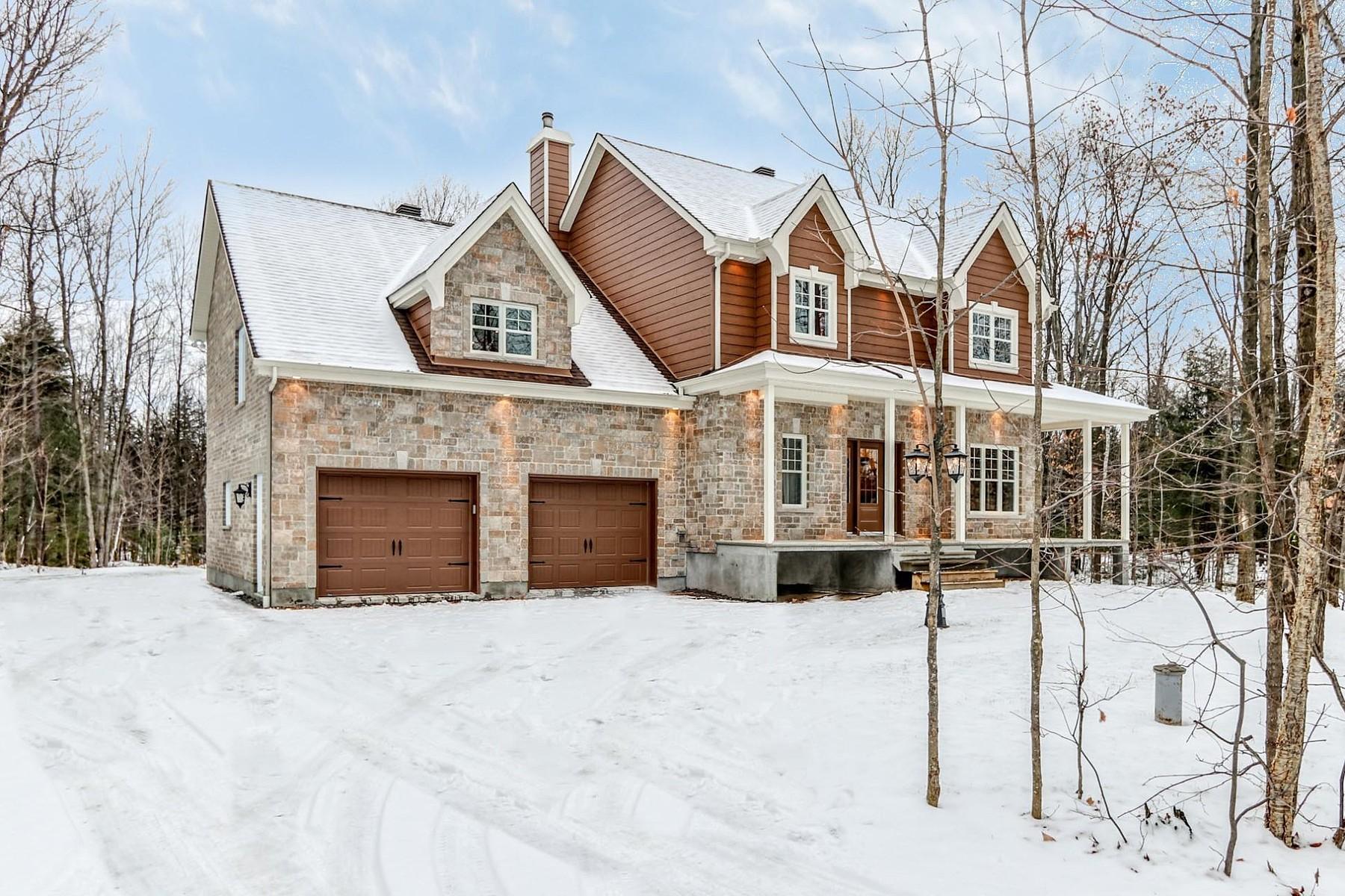 واحد منزل الأسرة للـ Sale في Saint-Colomban, Laurentides 319 Rue du Havre, Saint-Colomban, Quebec, J5K2V8 Canada