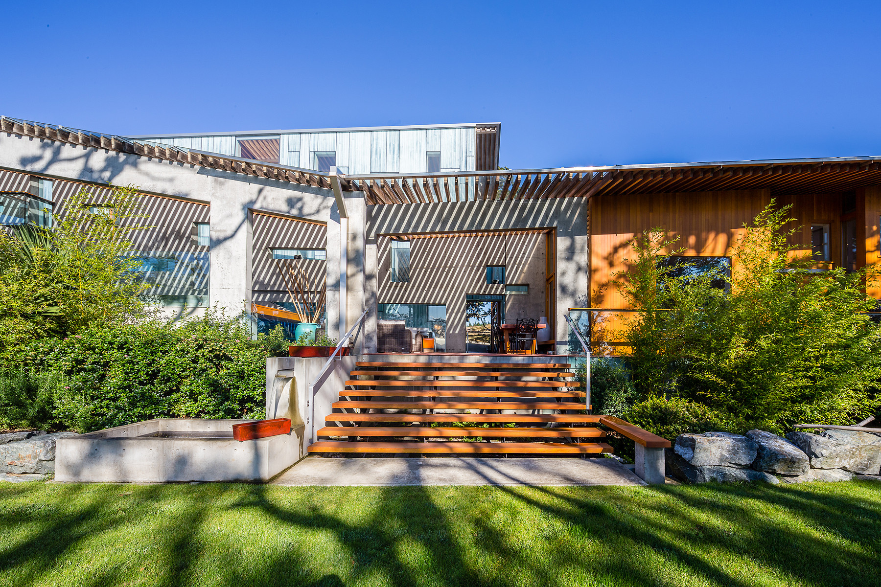 Additional photo for property listing at Award Winning Design 529 Swanwick RD Metchosin, British Columbia V9C 3Y8 Canada