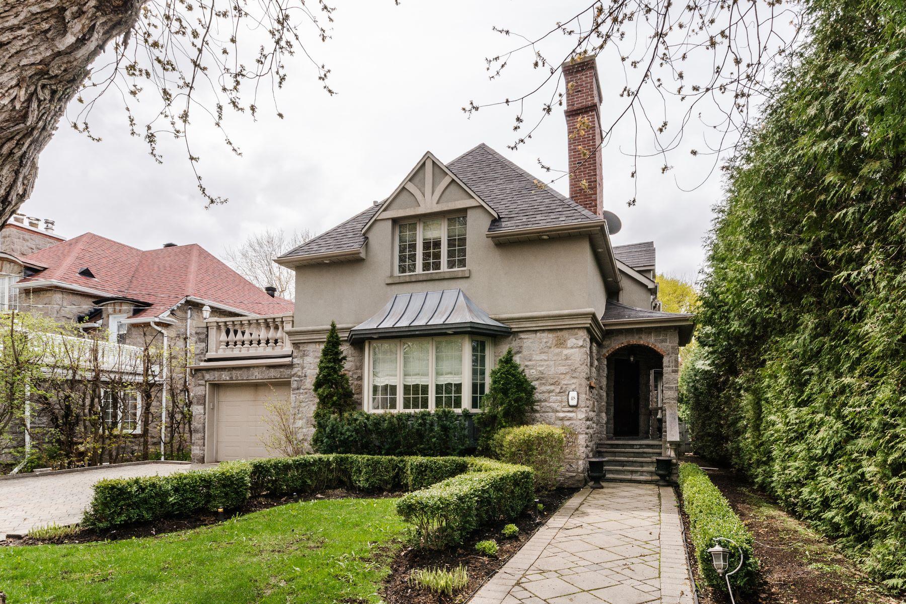 Nhà ở một gia đình vì Bán tại Old Hampstead Hampstead, Quebec, H3X 3B5 Canada