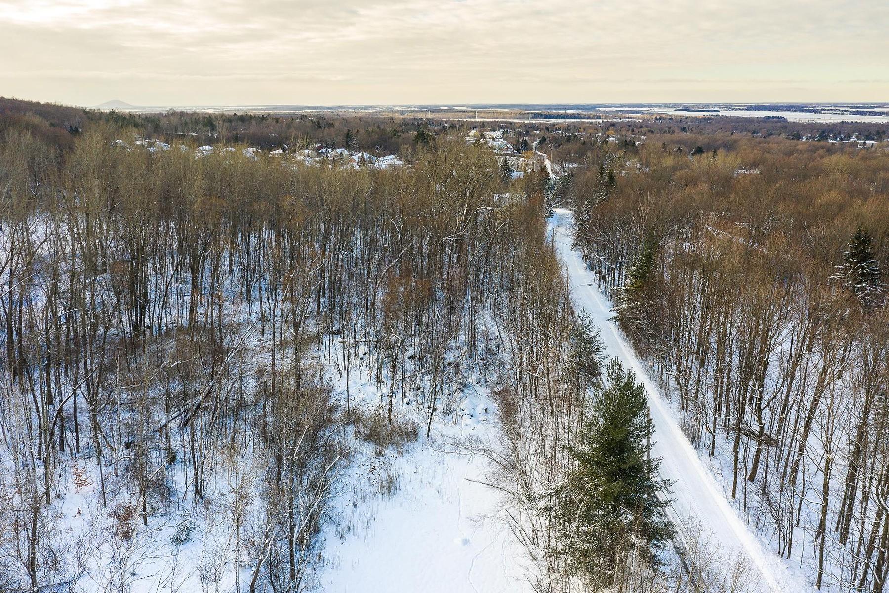 Land for Sale at Mont-Saint-Hilaire, Montérégie 41 Ch. Ozias-Leduc Mont-Saint-Hilaire, Quebec J3H4A4 Canada